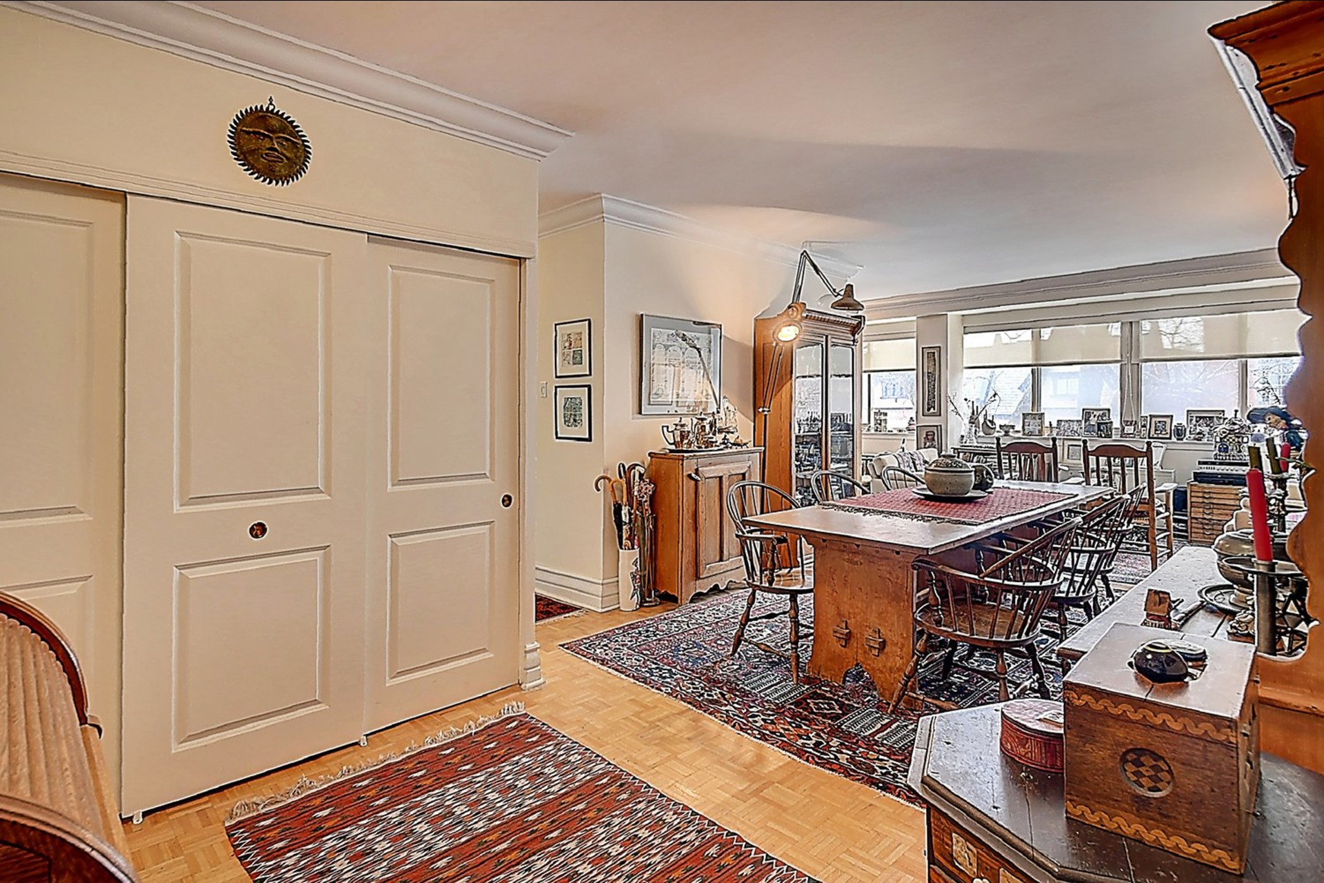 image 4 - Apartment For sale Westmount - 5 rooms