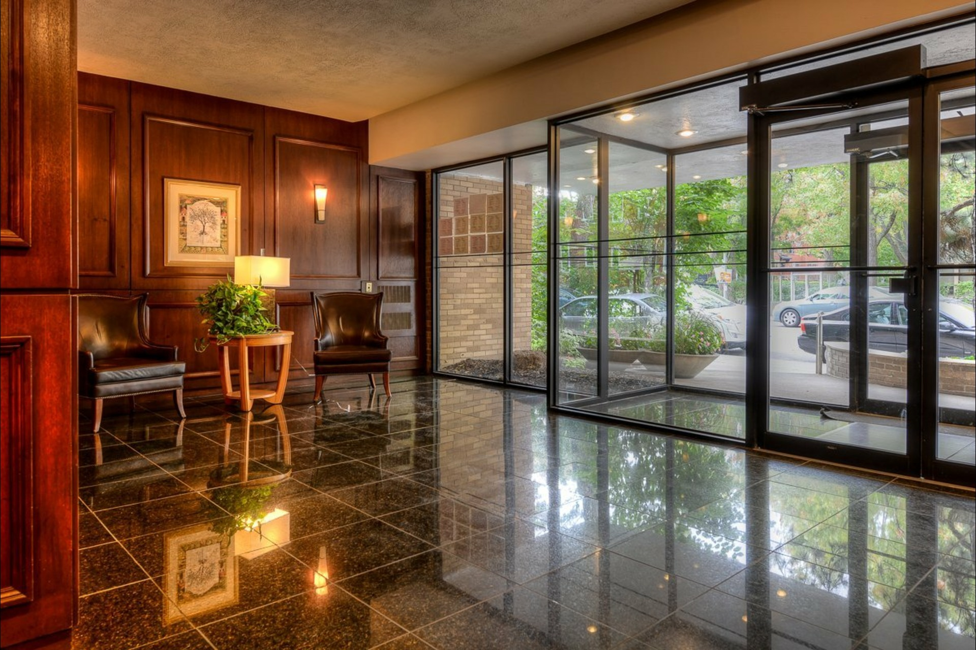 image 2 - Apartment For sale Westmount - 5 rooms