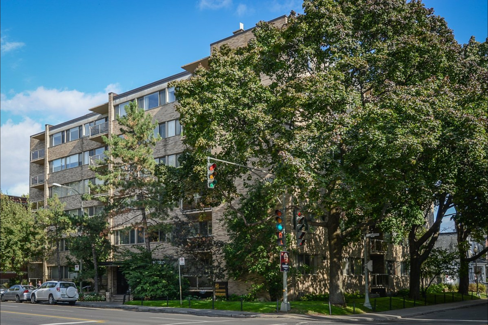 image 0 - Apartment For sale Westmount - 5 rooms