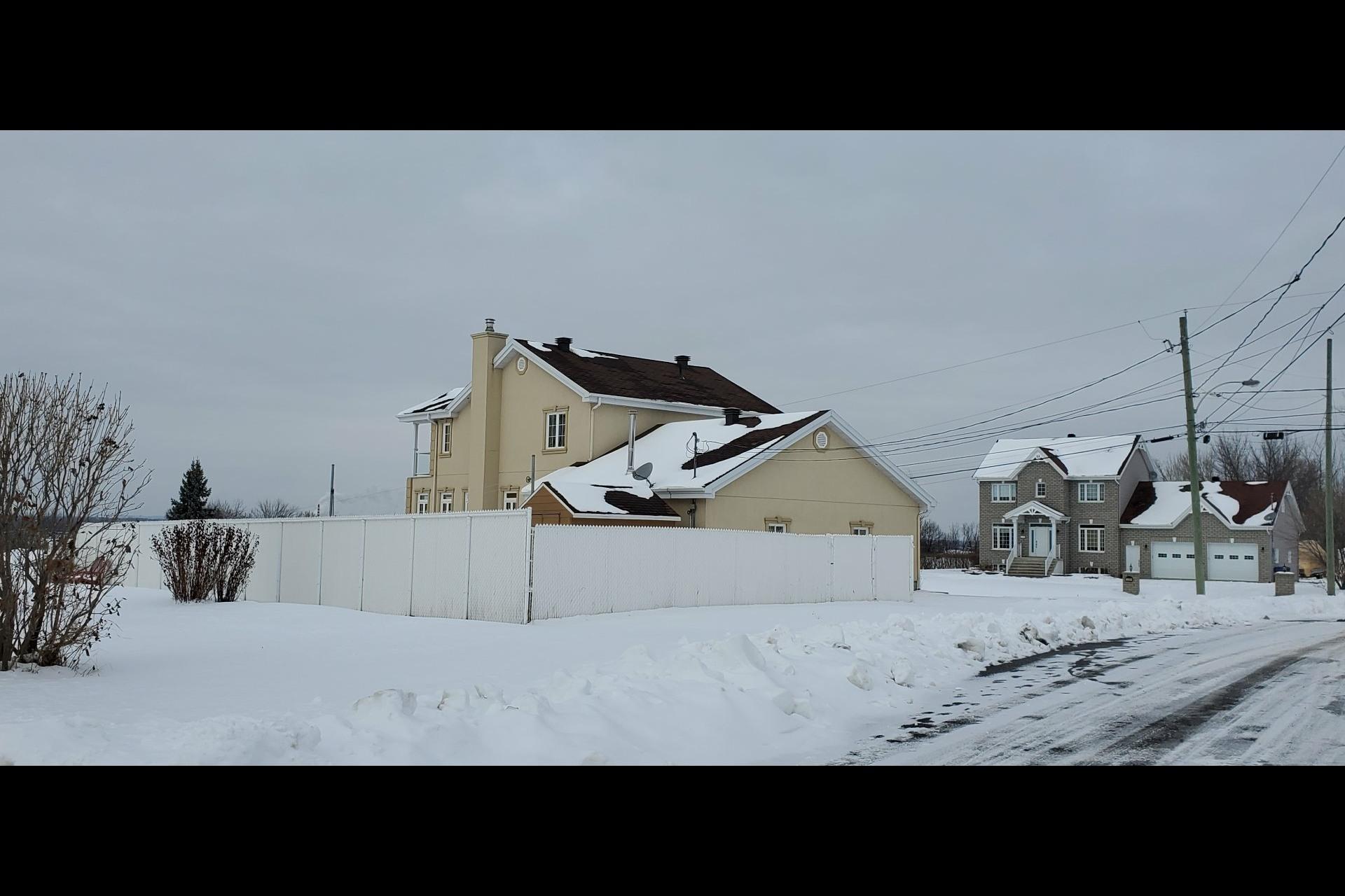 image 4 - Maison À vendre Bécancour - 12 pièces