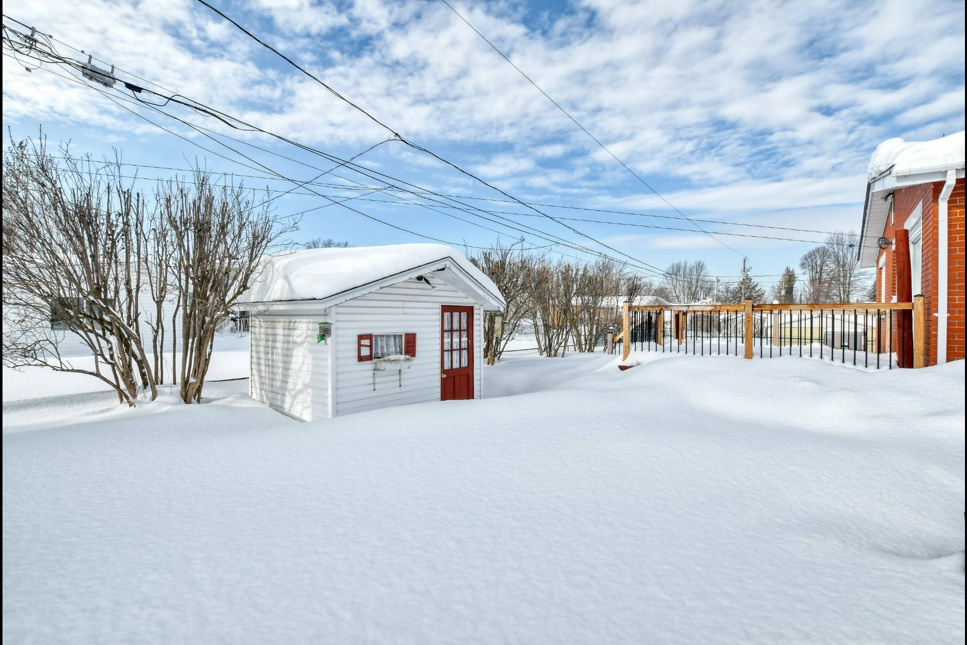 image 17 - Maison À vendre Notre-Dame-des-Prairies - 9 pièces