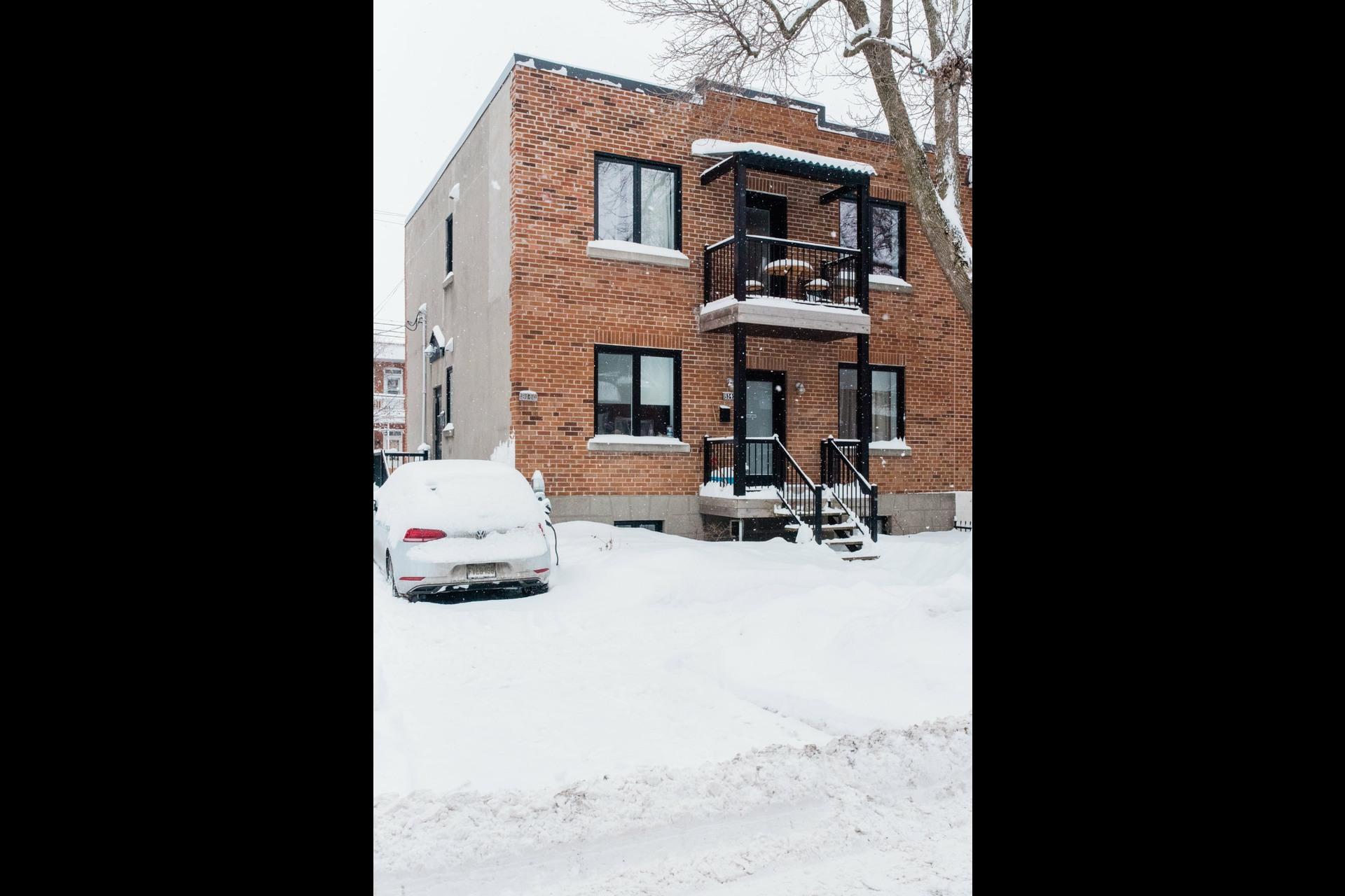 image 18 - Duplex À vendre Villeray/Saint-Michel/Parc-Extension Montréal  - 4 pièces