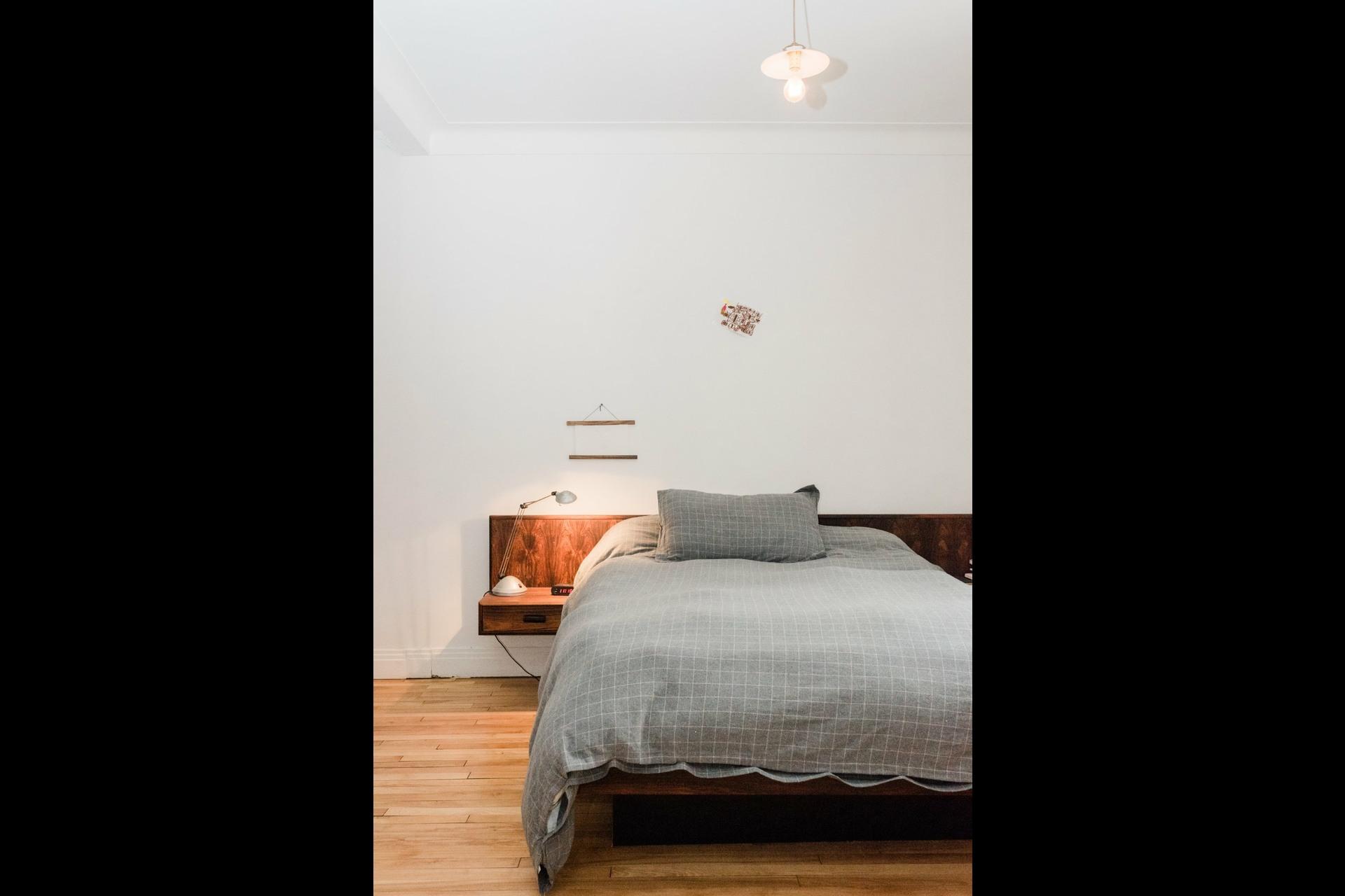 image 5 - Duplex À vendre Villeray/Saint-Michel/Parc-Extension Montréal  - 4 pièces