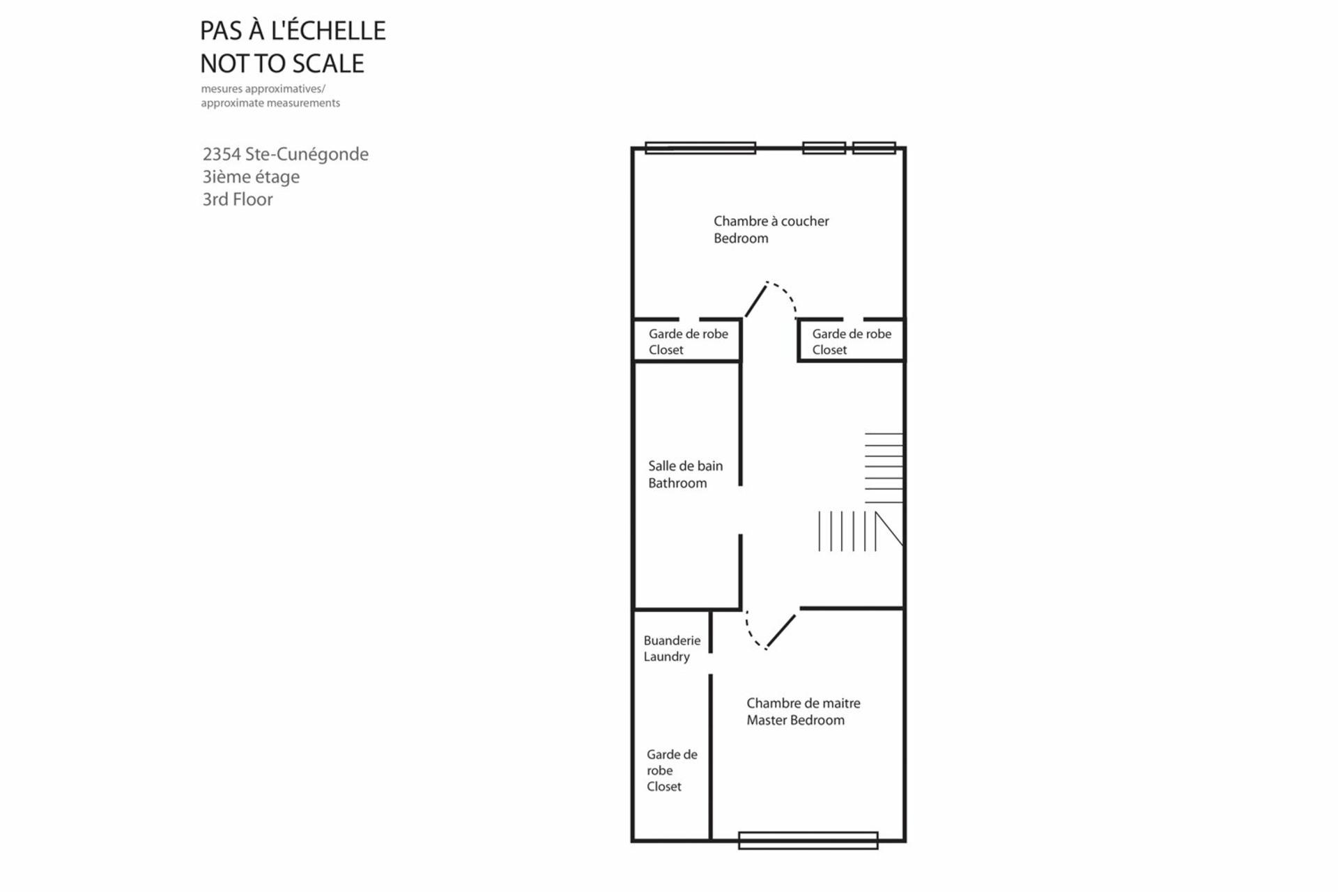 image 41 - Maison À vendre Le Sud-Ouest Montréal  - 9 pièces