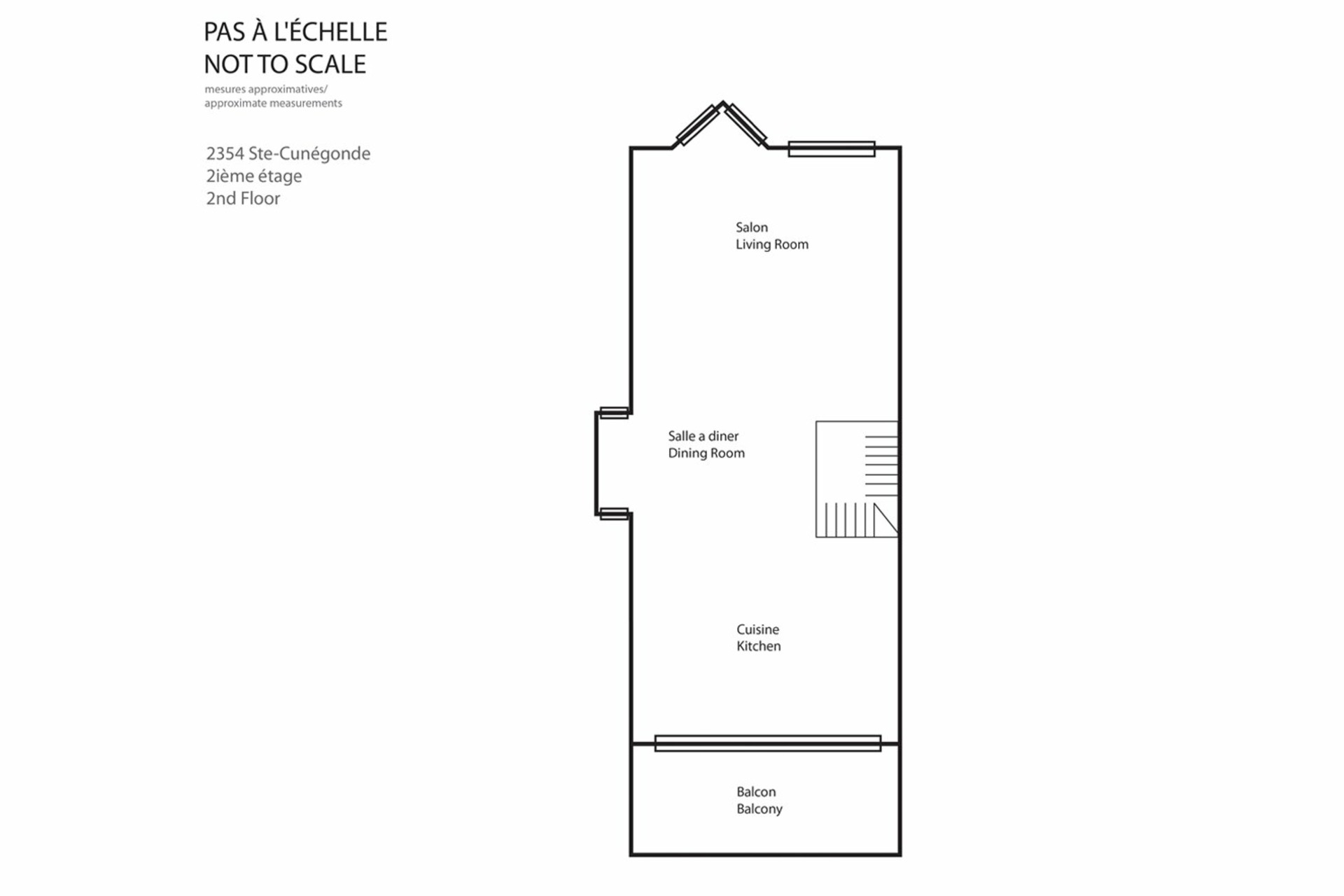 image 40 - Maison À vendre Le Sud-Ouest Montréal  - 9 pièces