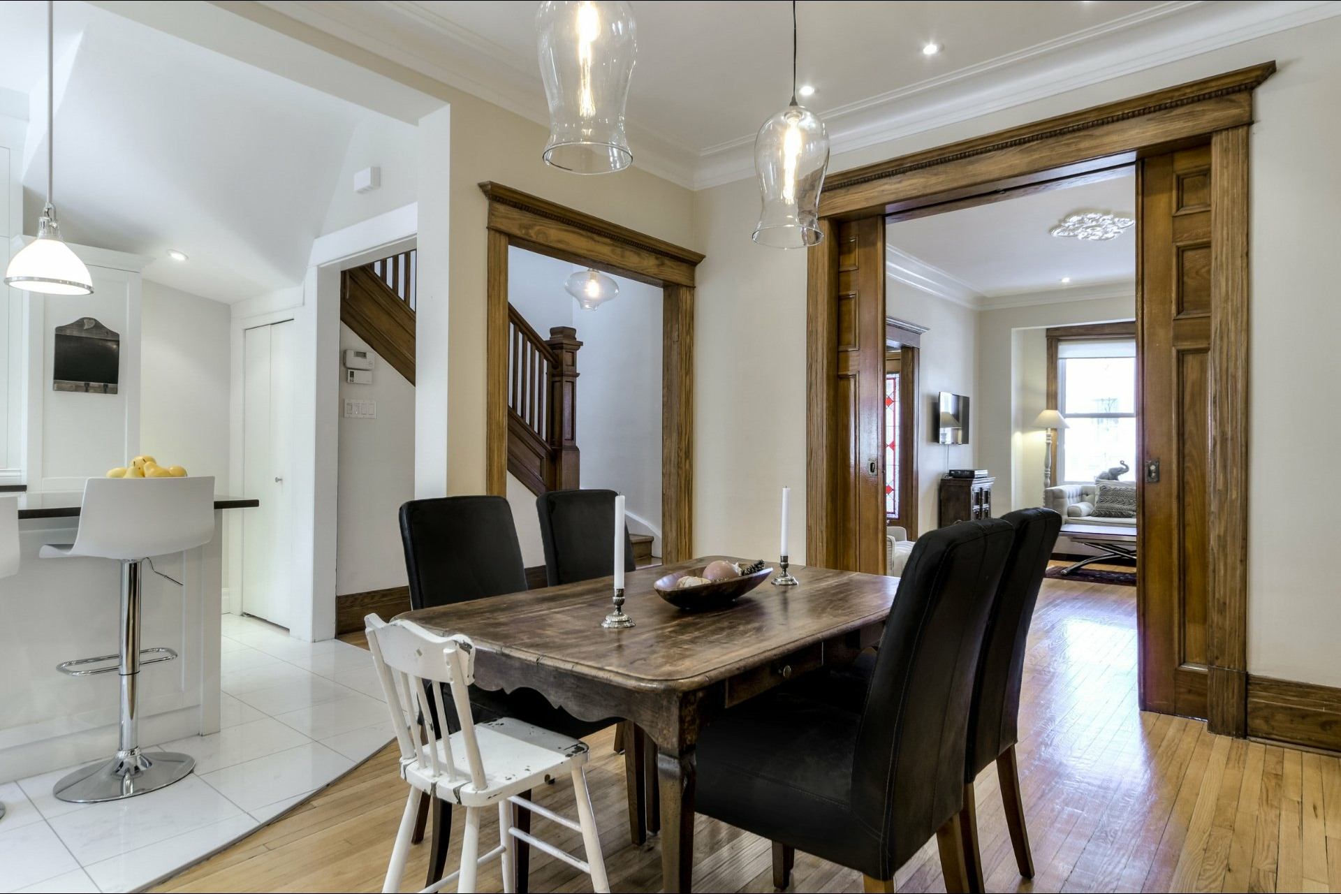 image 6 - House For sale Outremont Montréal  - 11 rooms