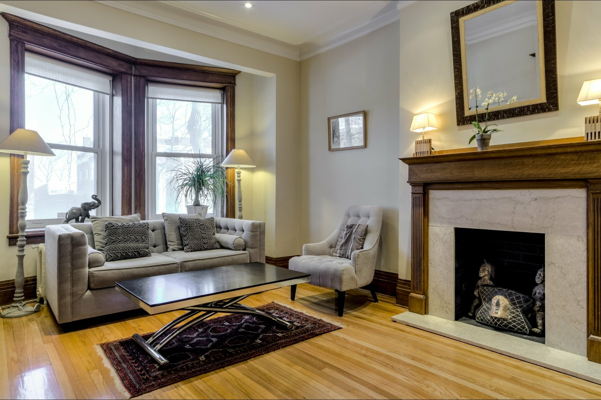 image 4 - House For sale Outremont Montréal  - 11 rooms