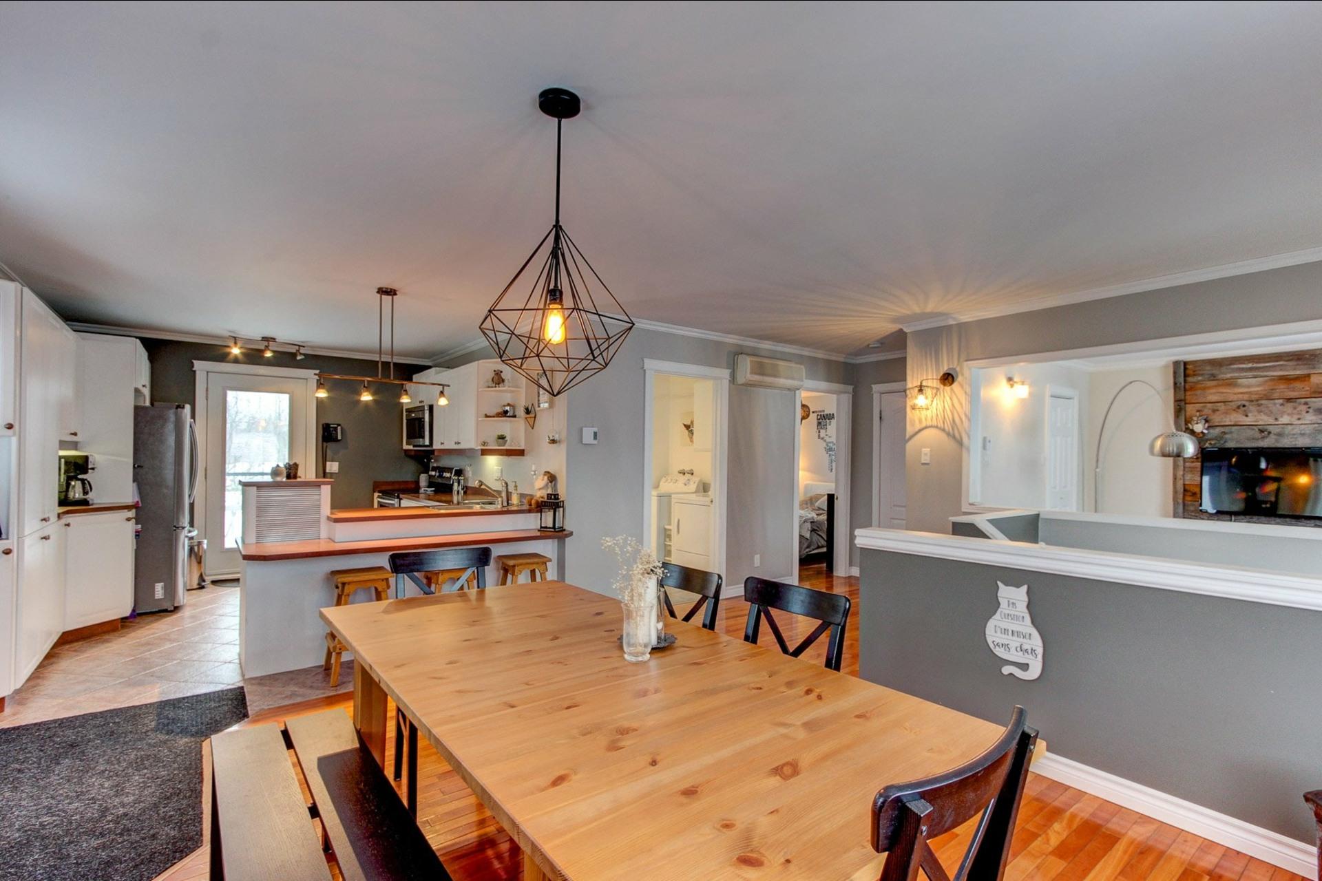 image 4 - Maison À vendre Trois-Rivières - 9 pièces