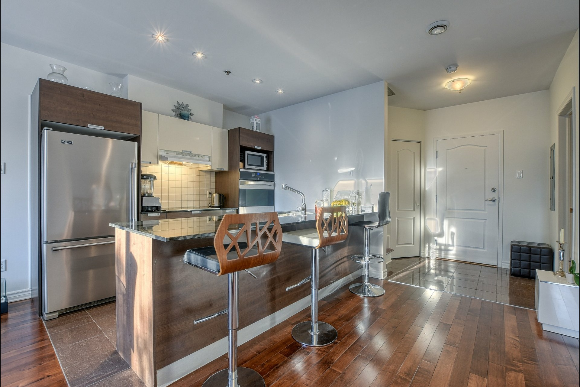image 1 - Apartment For sale Saint-Laurent Montréal  - 7 rooms