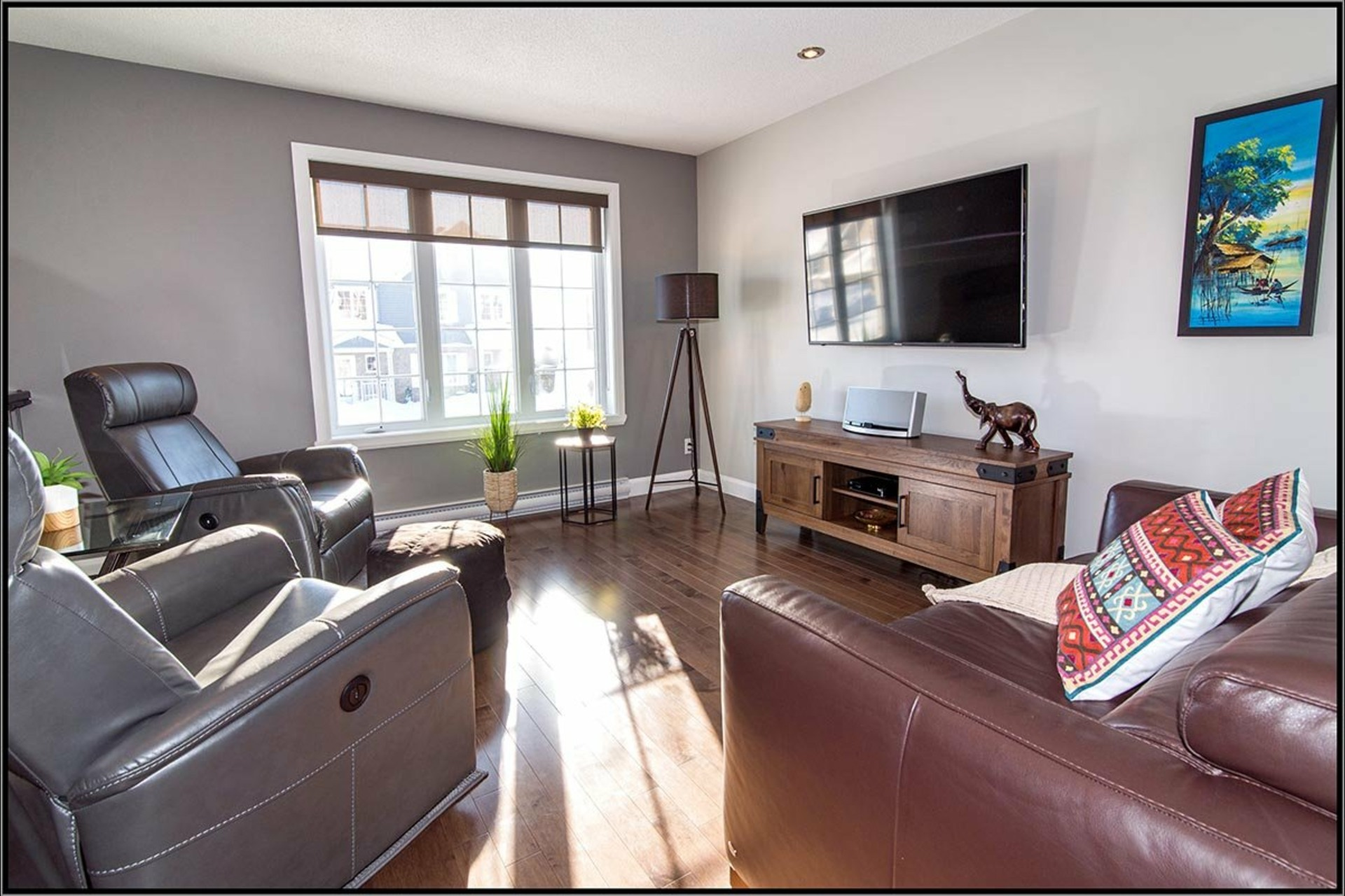 image 4 - Maison À vendre La Haute-Saint-Charles Québec  - 9 pièces