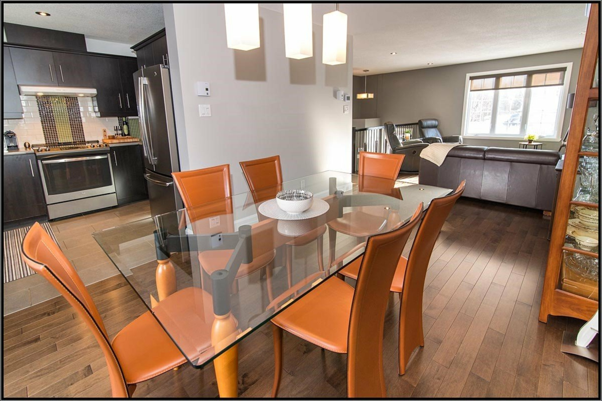 image 3 - Maison À vendre La Haute-Saint-Charles Québec  - 9 pièces