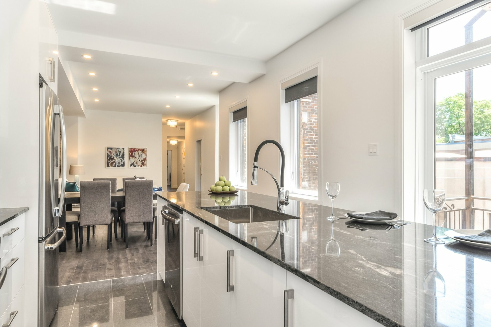 image 13 - Departamento Para alquiler Le Plateau-Mont-Royal Montréal  - 6 habitaciones