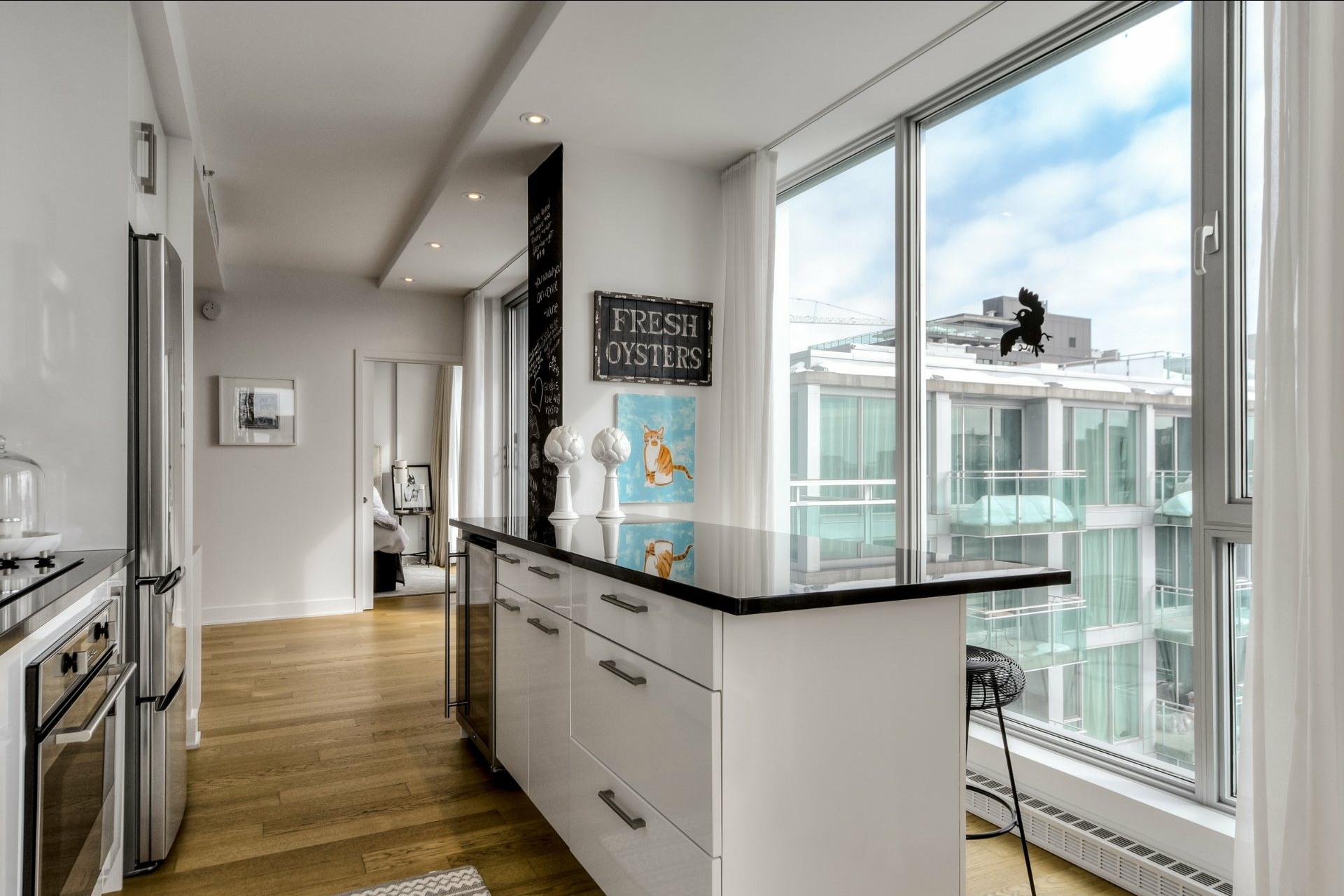image 11 - Appartement À vendre Le Sud-Ouest Montréal  - 9 pièces