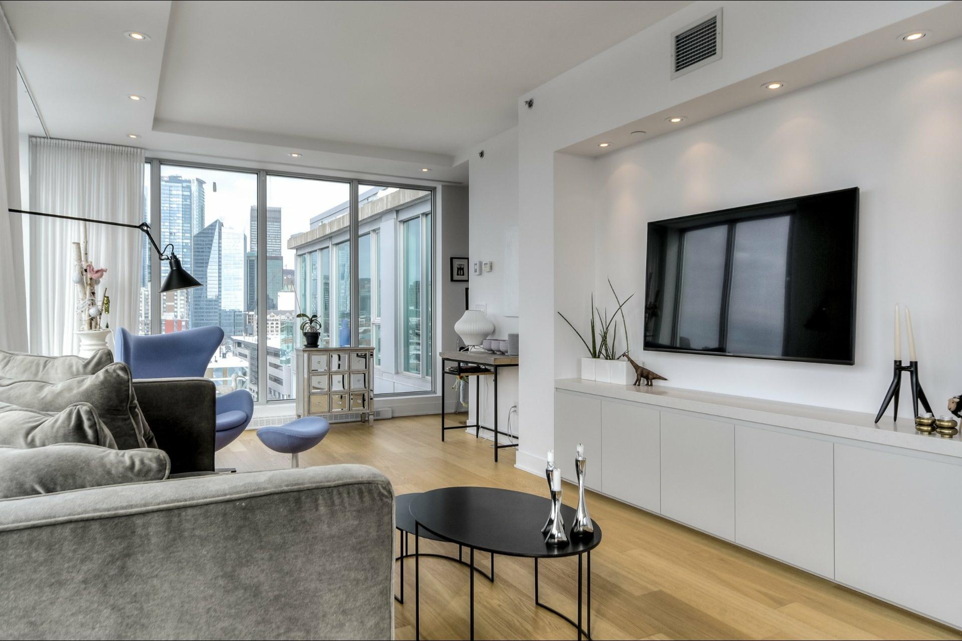 image 4 - Appartement À vendre Le Sud-Ouest Montréal  - 9 pièces