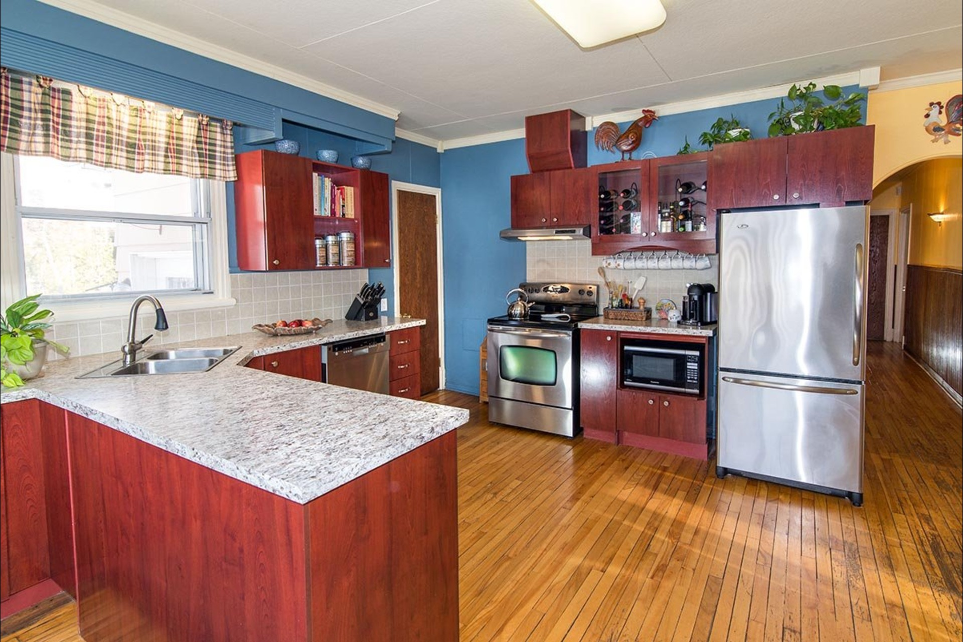 House For sale La Haute-Saint-Charles Québec  - 11 rooms