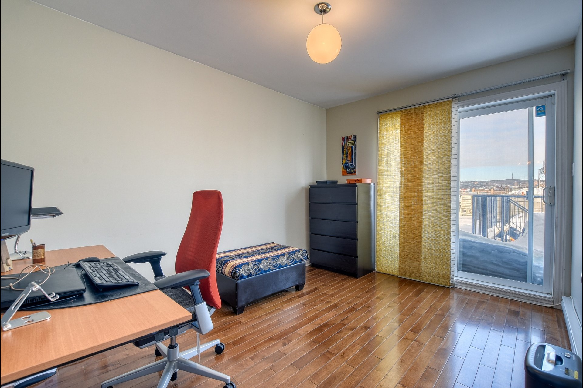 Apartment For sale Le Sud-Ouest Montréal  - 6 rooms