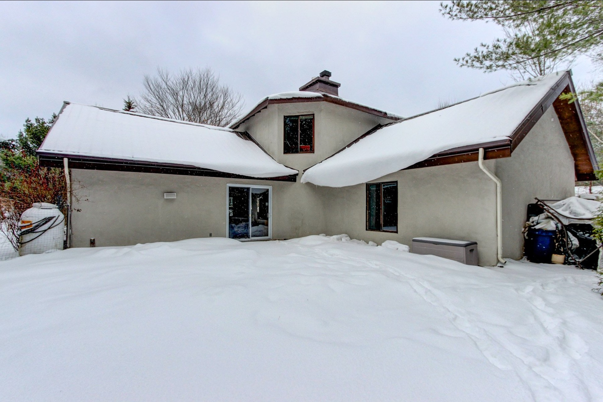 image 23 - House For sale Notre-Dame-du-Mont-Carmel - 10 rooms