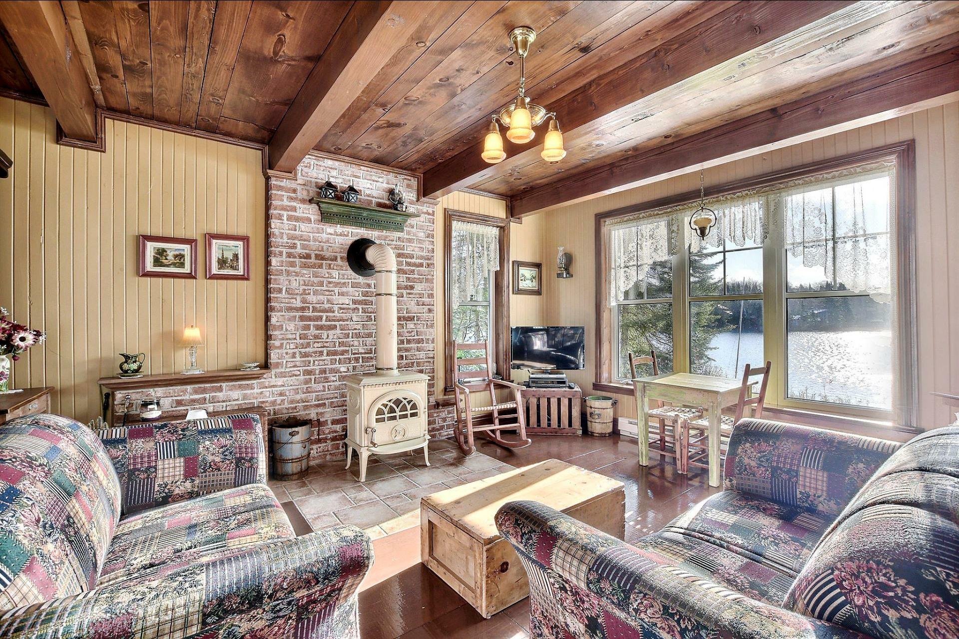 image 1 - Maison À vendre Morin-Heights - 11 pièces