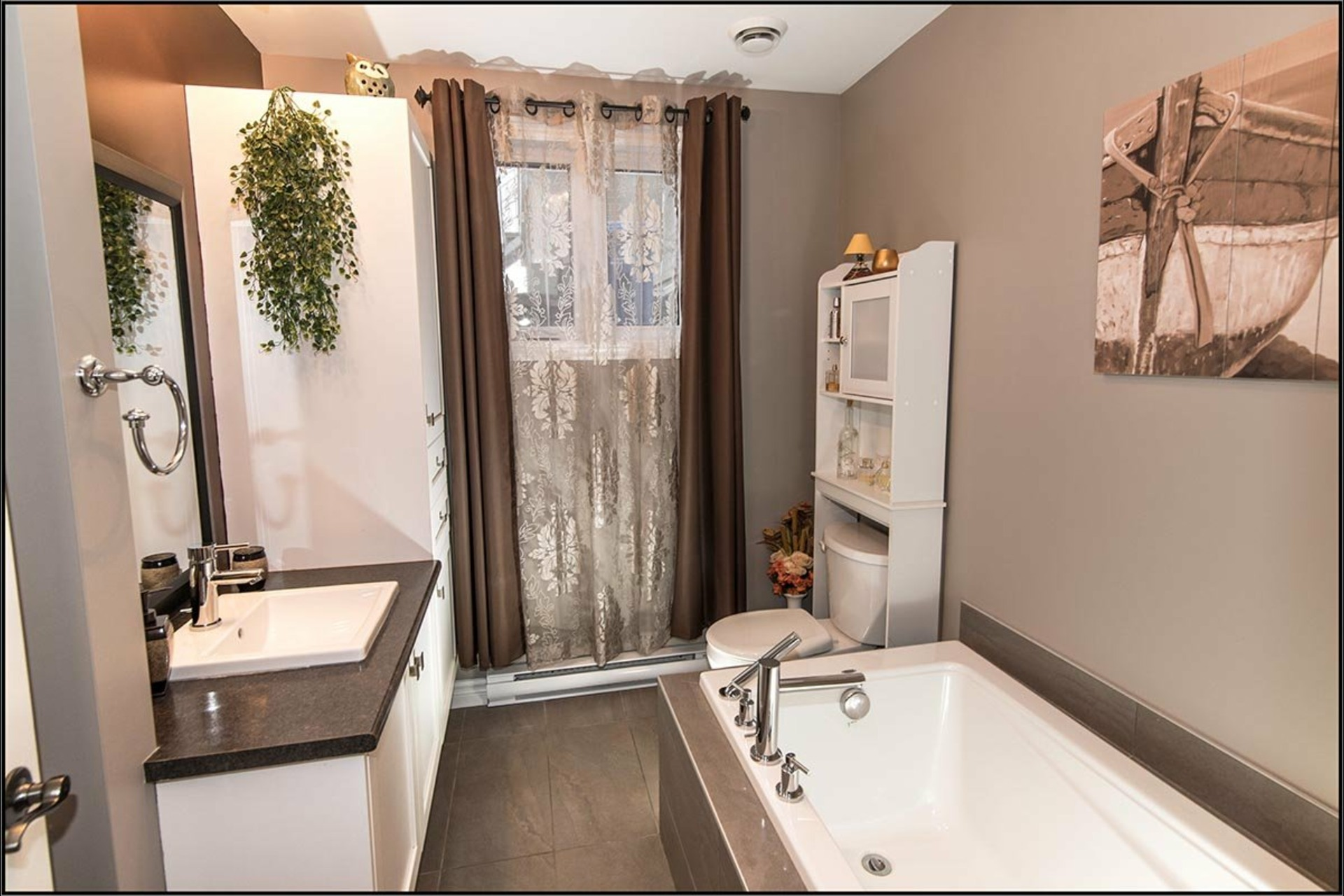 image 7 - Apartment For sale Beauport Québec  - 7 rooms