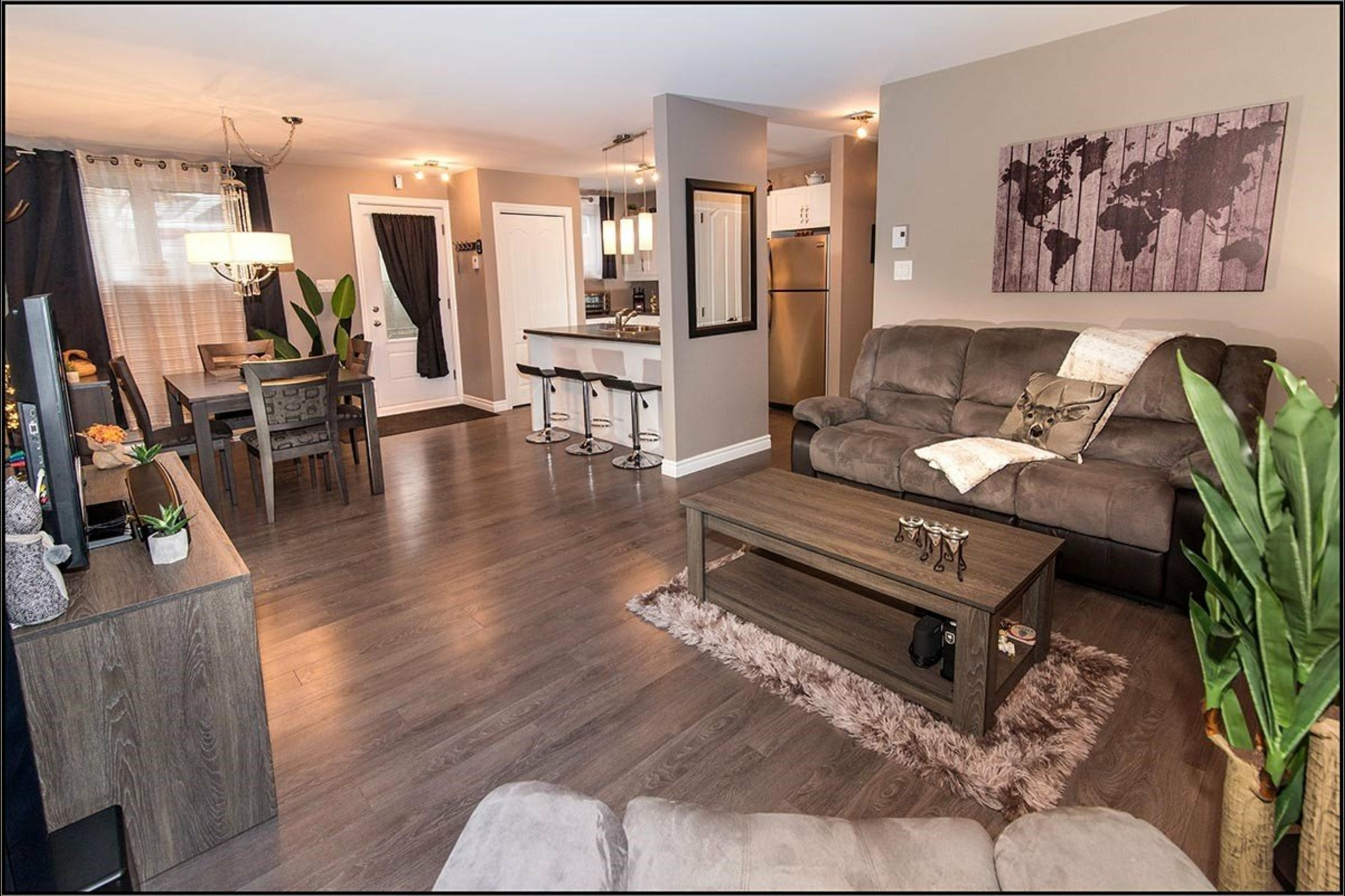image 2 - Appartement À vendre Beauport Québec  - 7 pièces