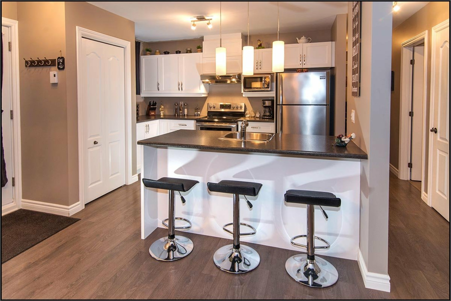 image 4 - Apartment For sale Beauport Québec  - 7 rooms