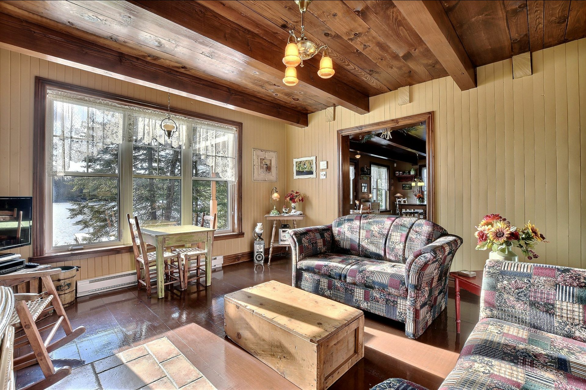 image 2 - Maison À vendre Morin-Heights - 11 pièces