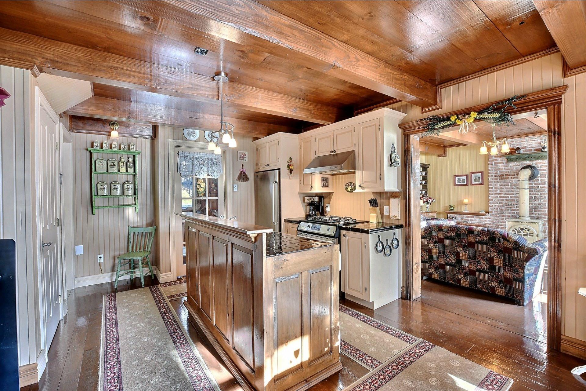 image 4 - Maison À vendre Morin-Heights - 11 pièces