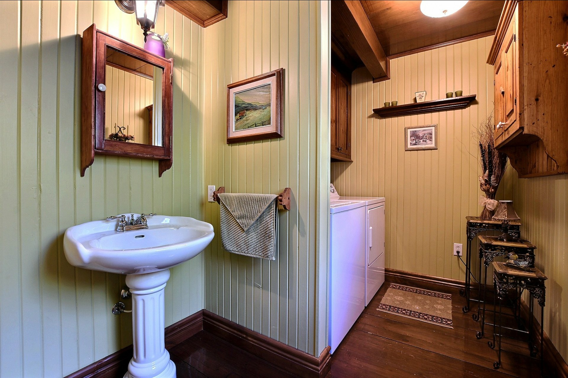 image 37 - Maison À vendre Morin-Heights - 11 pièces