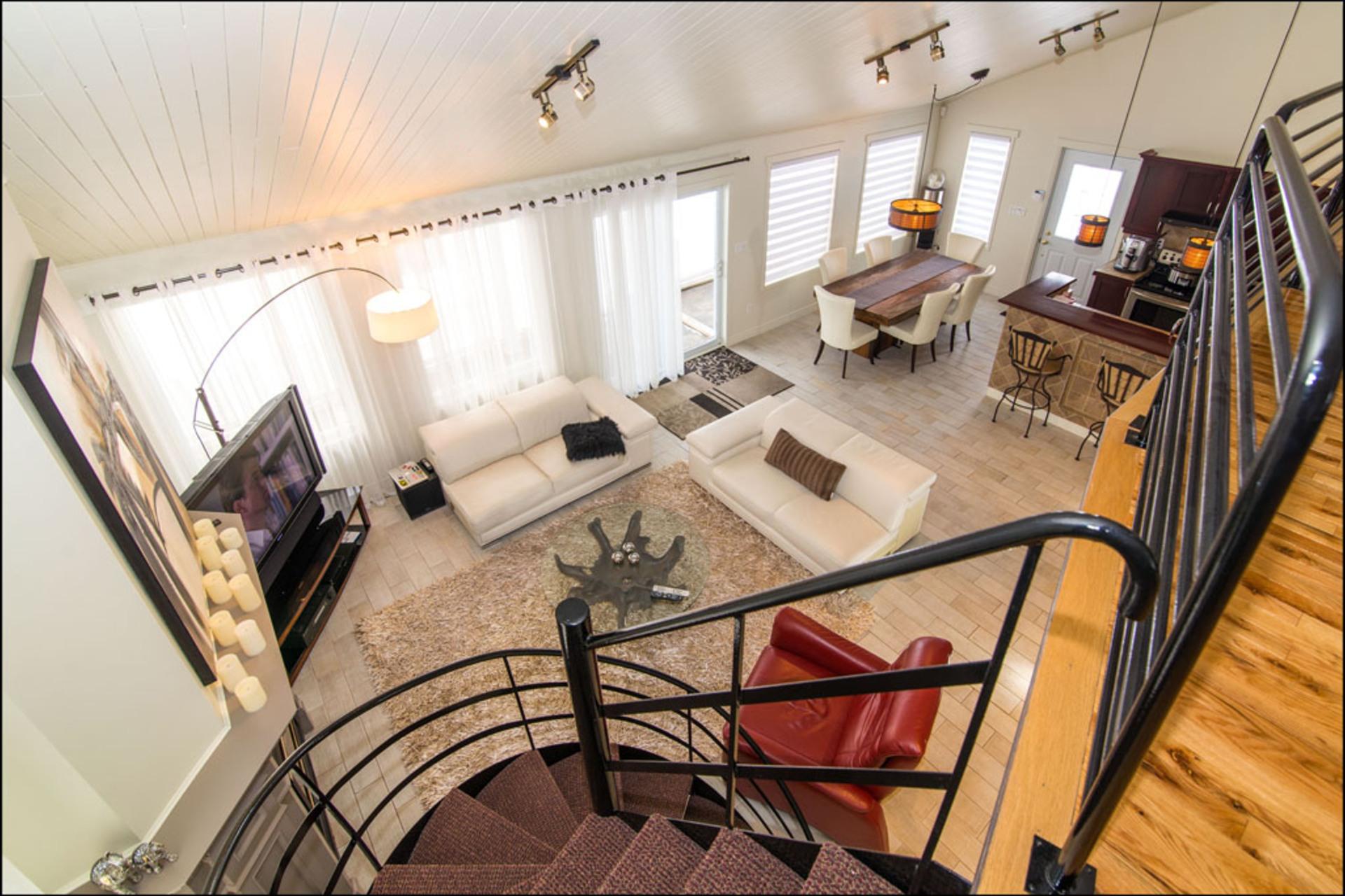 image 1 - House For sale Fossambault-sur-le-Lac - 8 rooms
