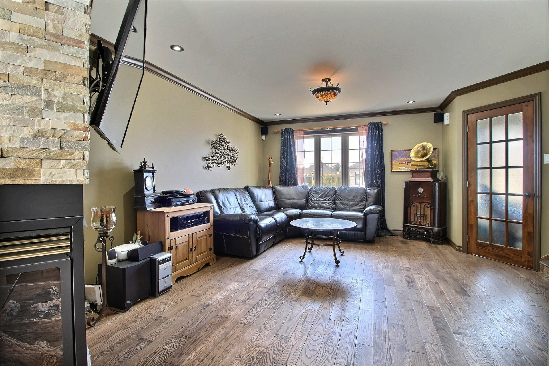 image 5 - Maison À vendre Notre-Dame-des-Prairies - 12 pièces