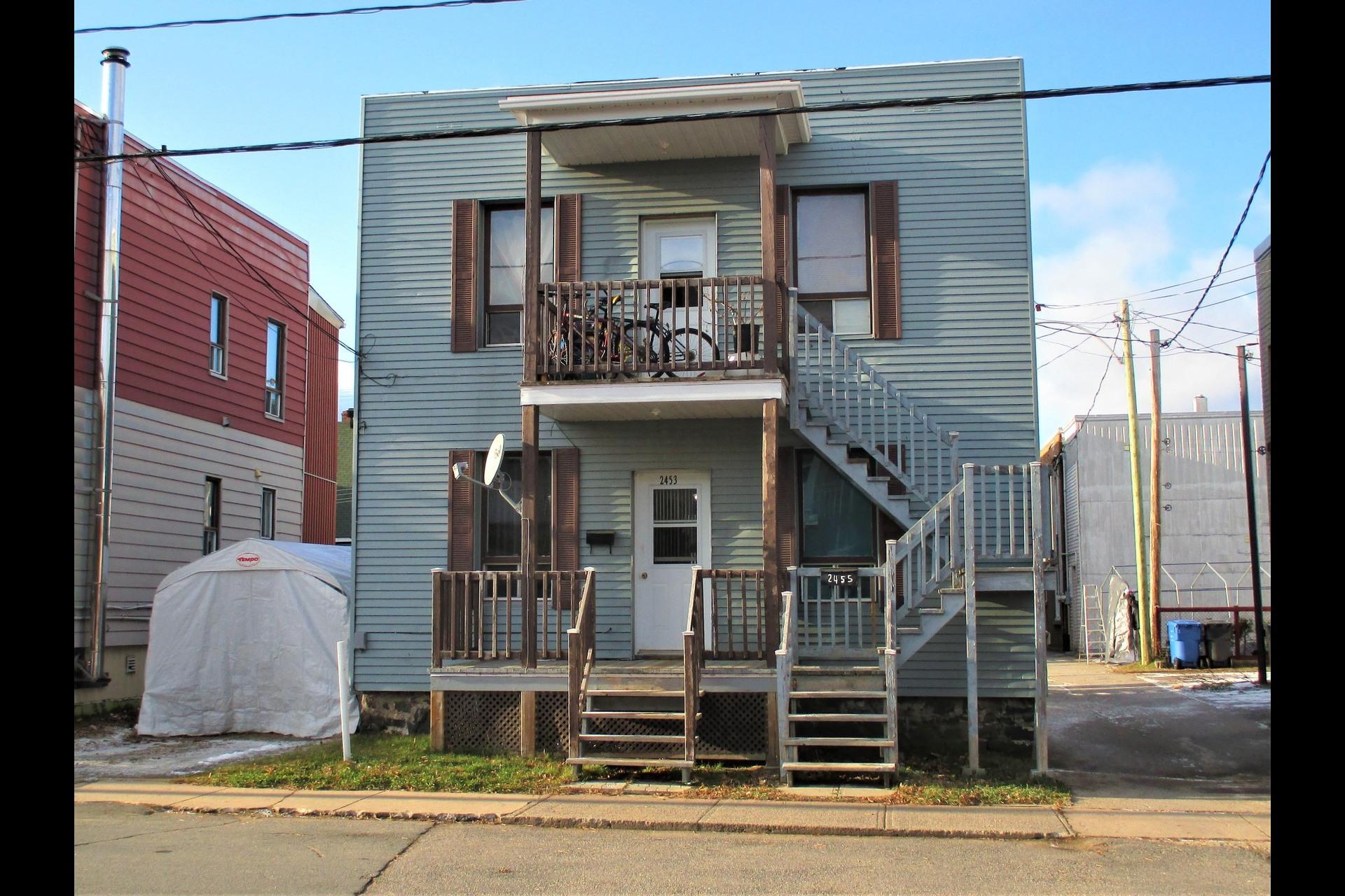 image 1 - Duplex À vendre Shawinigan - 5 pièces