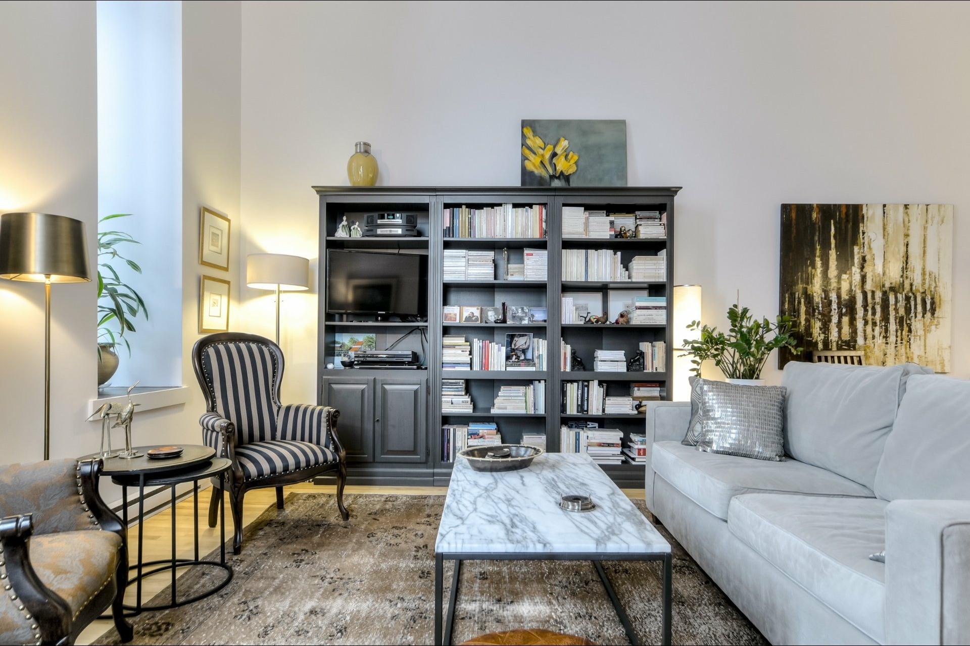 image 5 - Appartement À vendre Ville-Marie Montréal  - 5 pièces