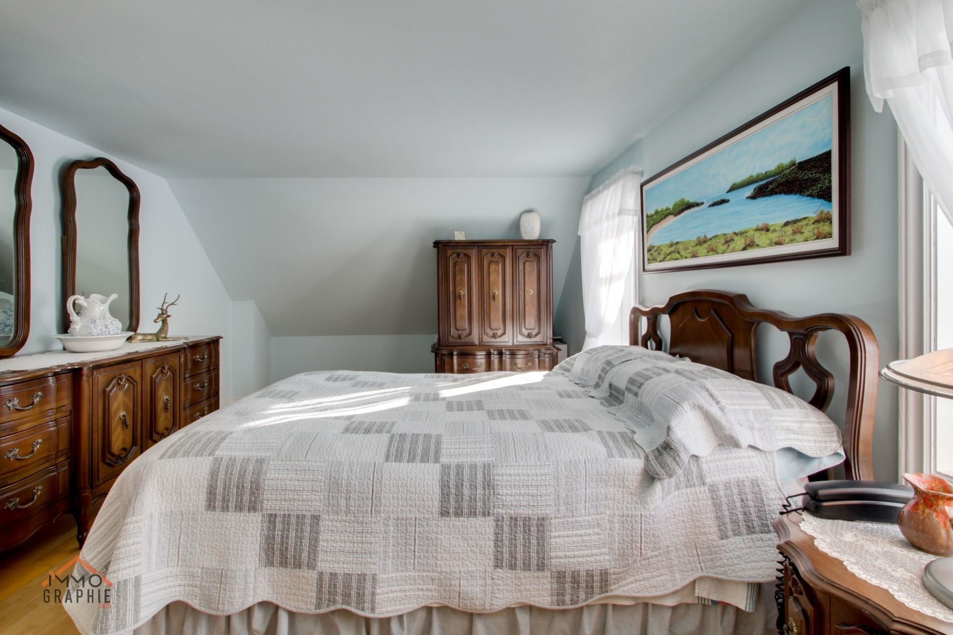 image 22 - Maison À vendre Sainte-Sophie-de-Lévrard - 13 pièces