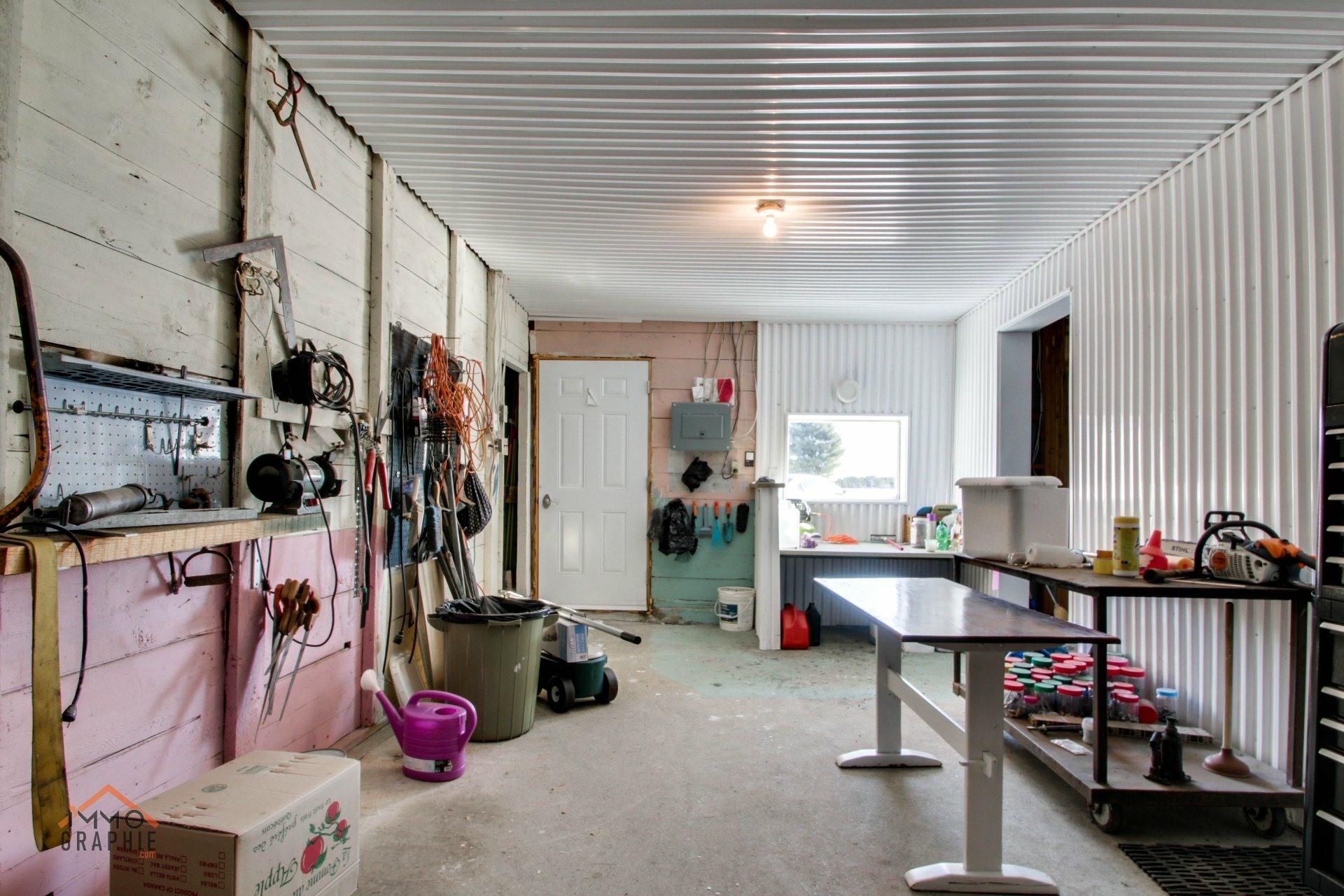 image 44 - Maison À vendre Sainte-Sophie-de-Lévrard - 13 pièces