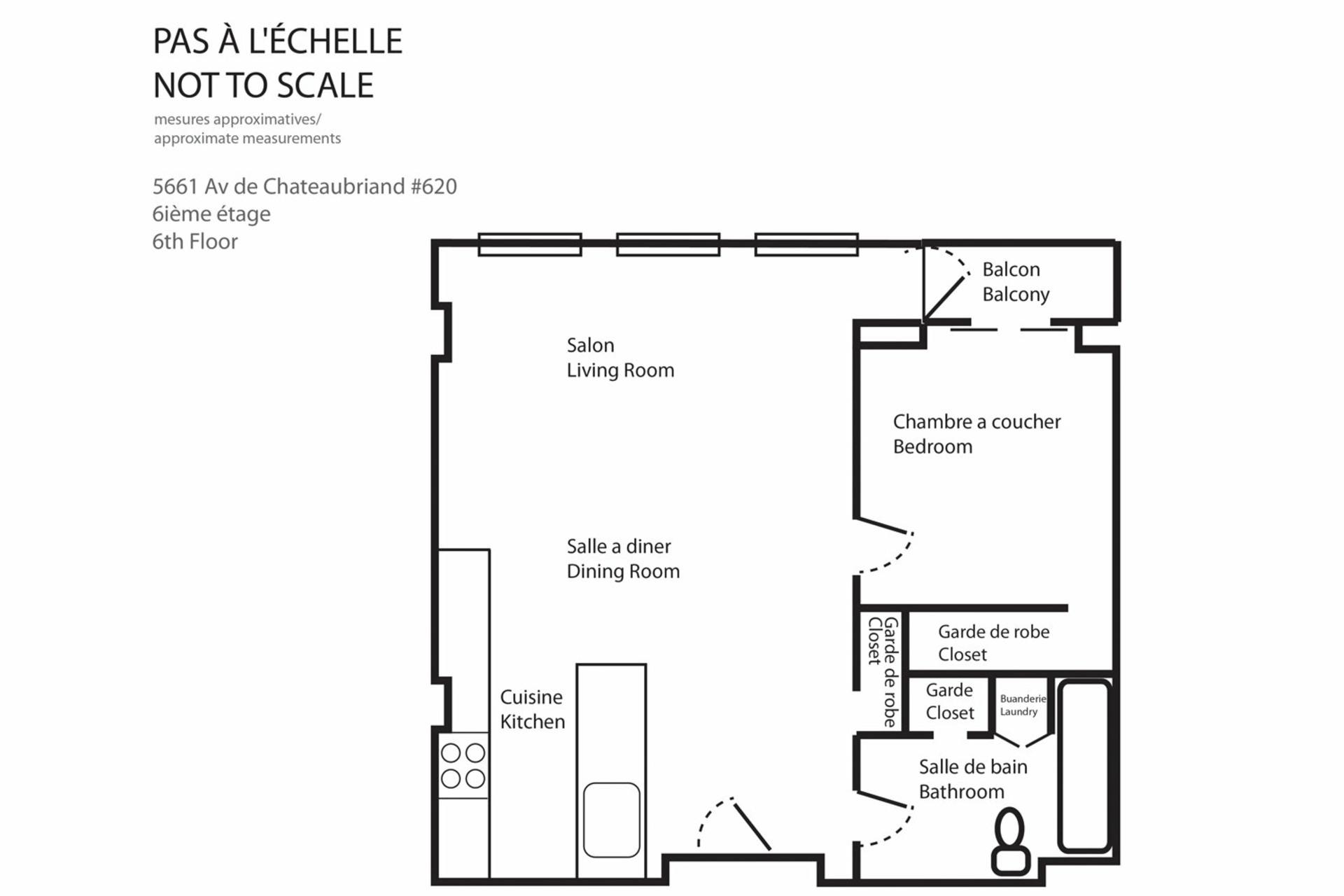 image 12 - Appartement À vendre Rosemont/La Petite-Patrie Montréal  - 5 pièces
