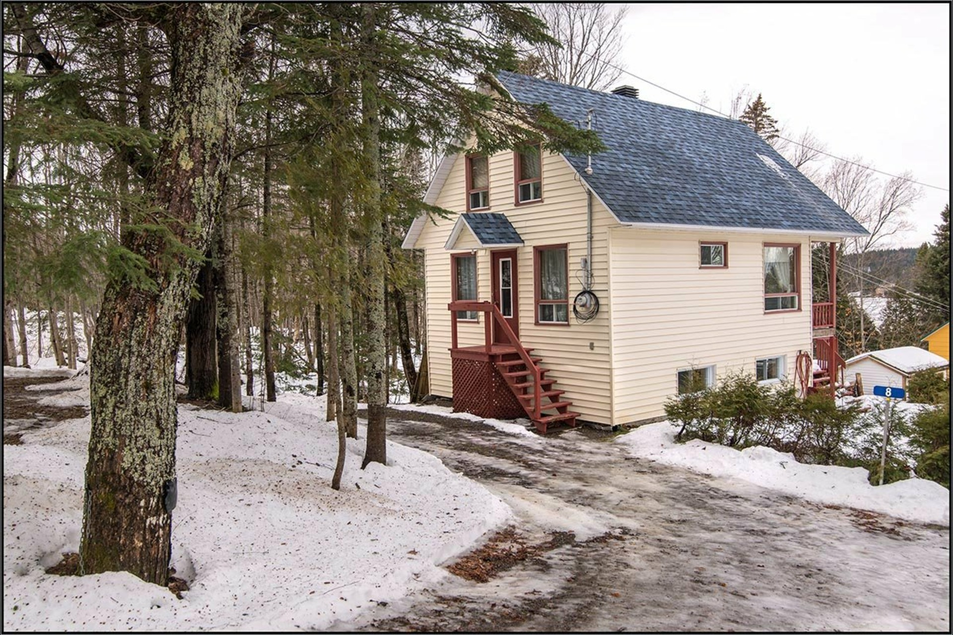 image 14 - House For sale Saint-Aubert - 6 rooms