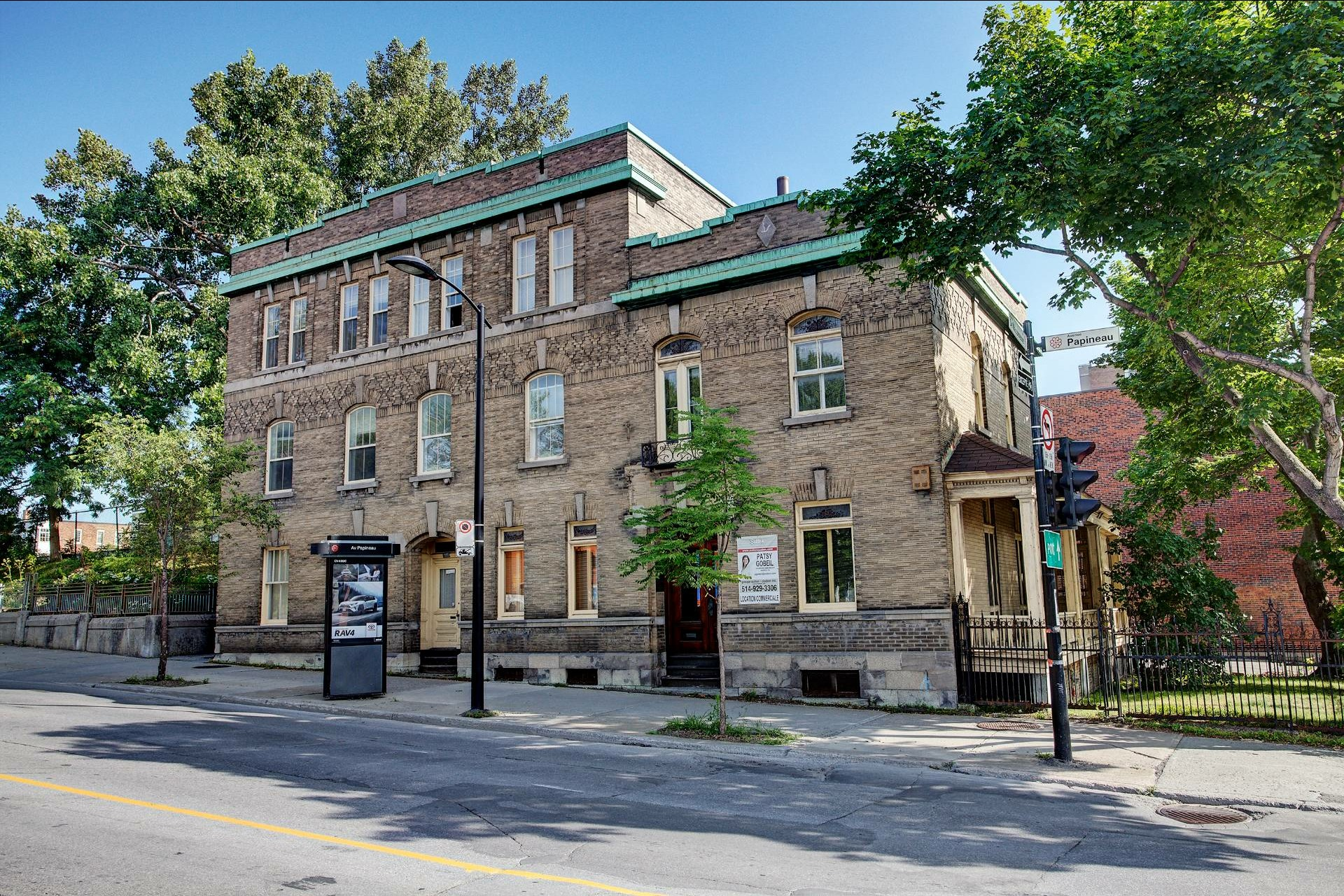 image 1 - 办公室 出租 Ville-Marie Montréal