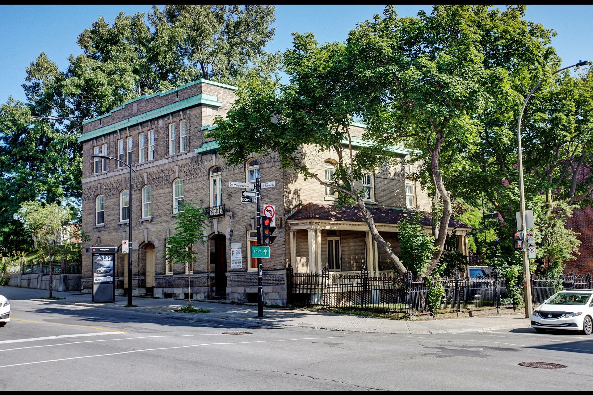 image 12 - 办公室 出租 Ville-Marie Montréal