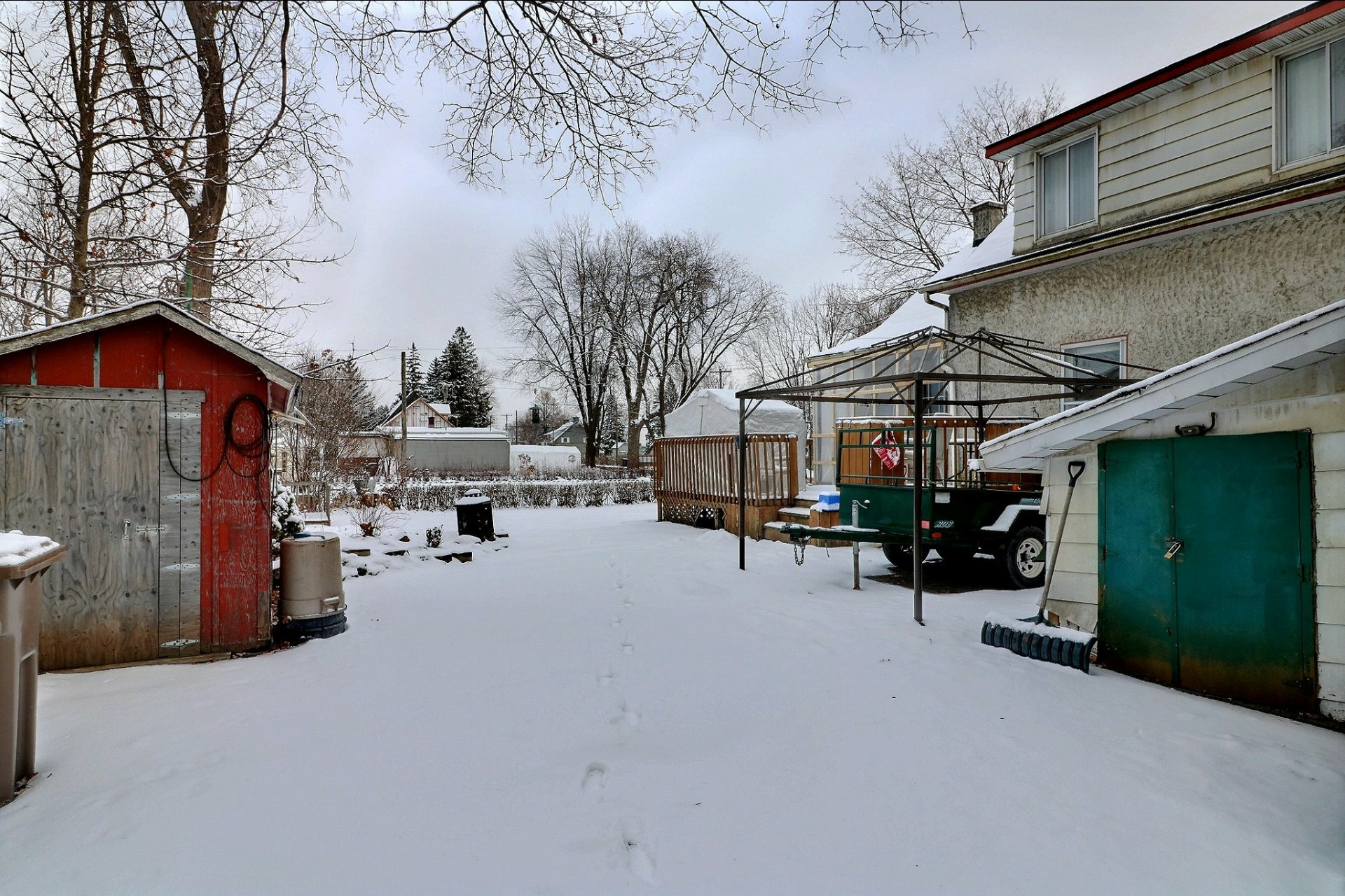 image 23 - Maison À vendre Duvernay Laval  - 12 pièces