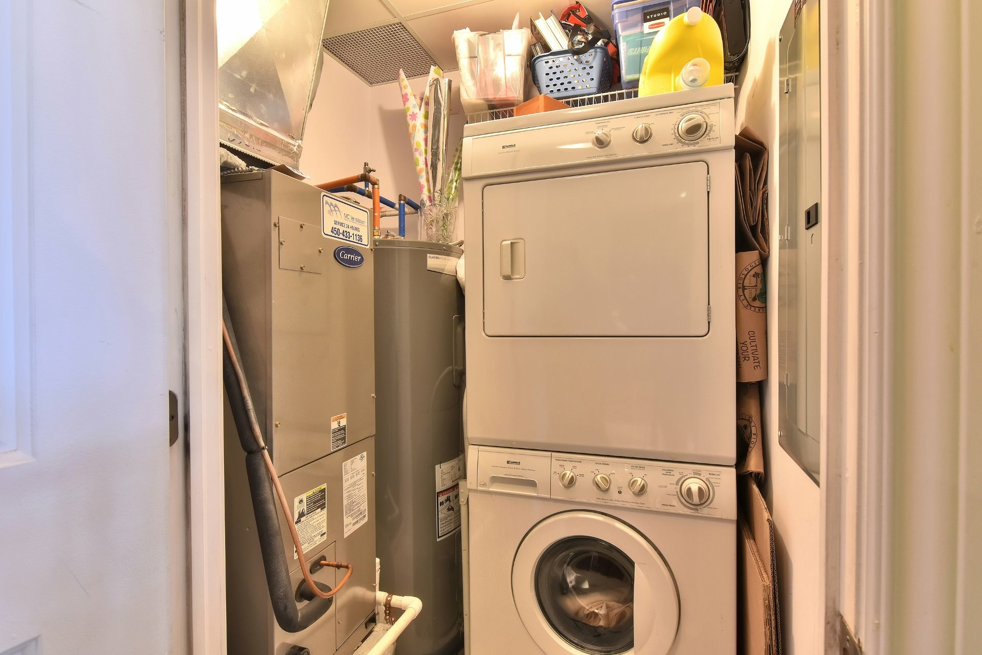 image 29 - Apartment For sale Côte-Saint-Luc - 5 rooms