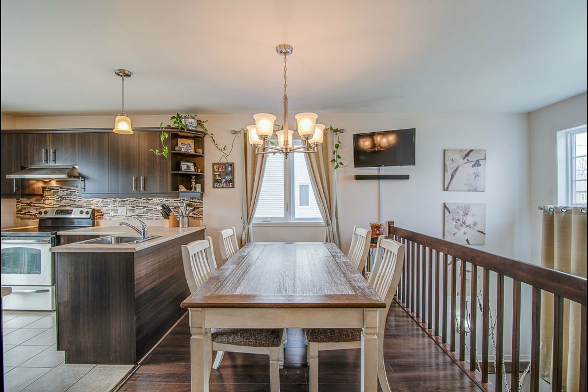 image 5 - House For sale Saint-Lin/Laurentides - 11 rooms