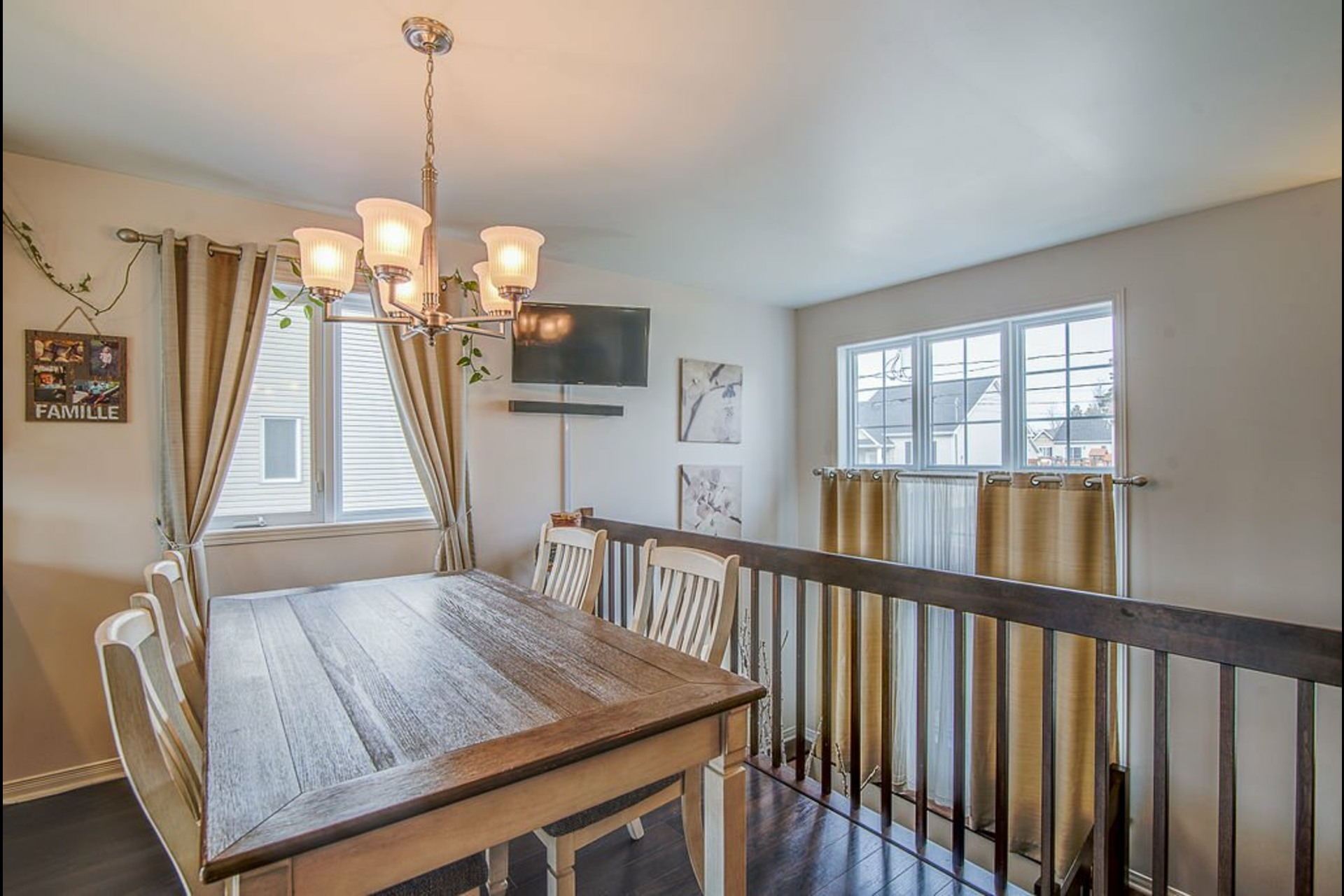 image 6 - House For sale Saint-Lin/Laurentides - 11 rooms