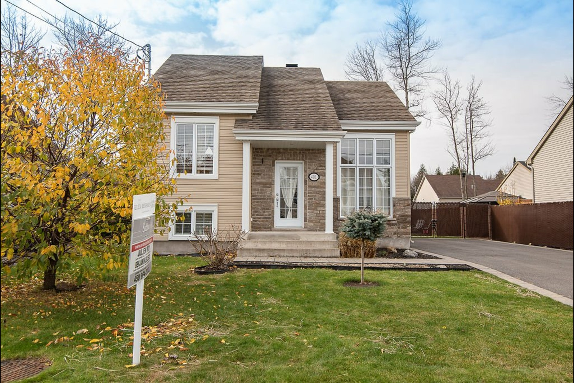 image 40 - House For sale Saint-Lin/Laurentides - 11 rooms