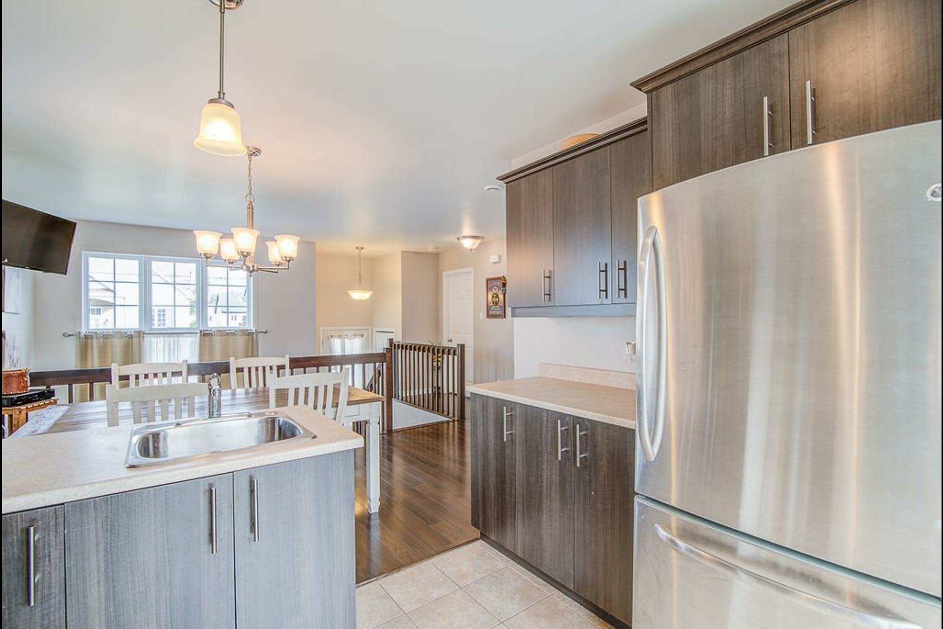 image 4 - House For sale Saint-Lin/Laurentides - 11 rooms