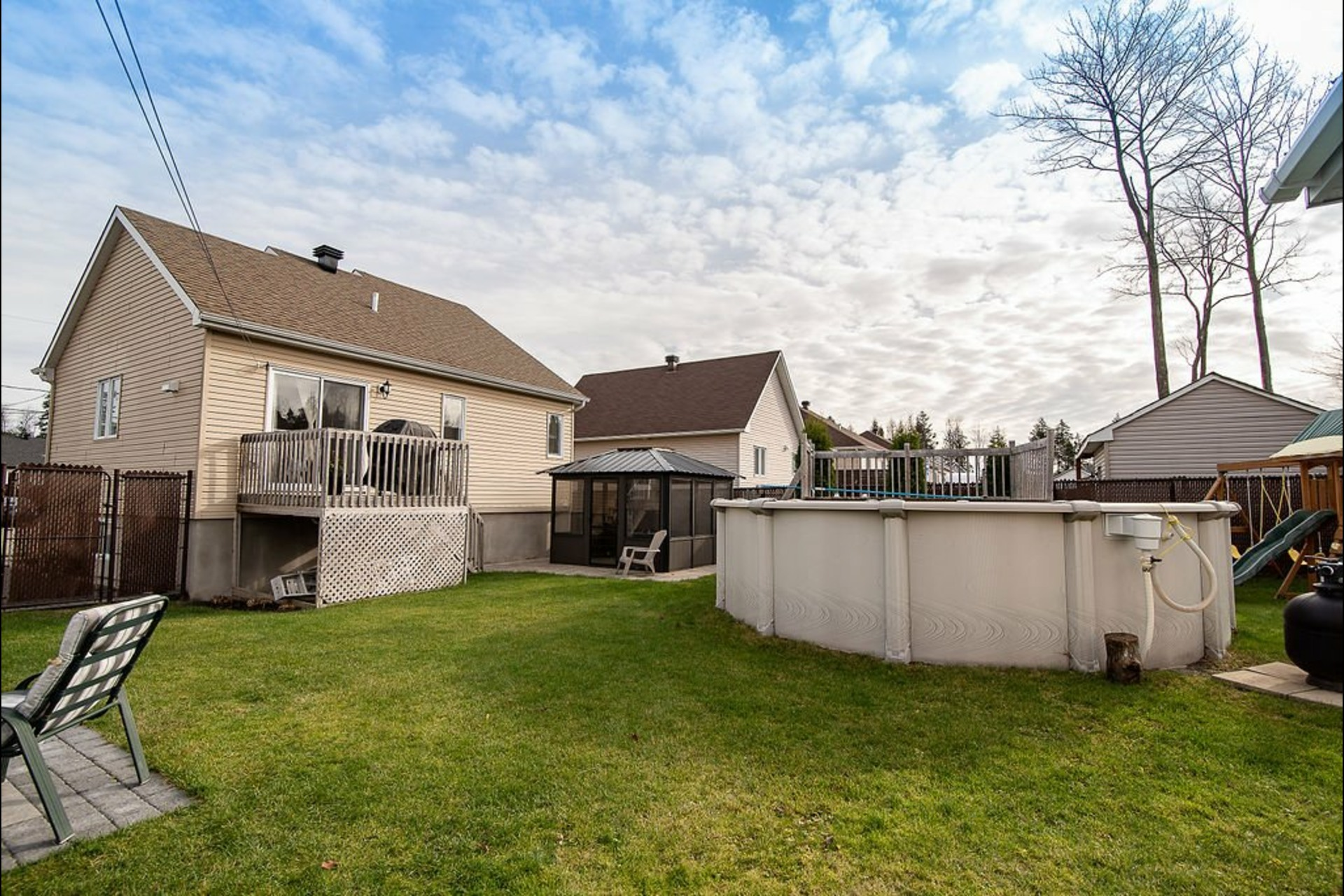 image 33 - House For sale Saint-Lin/Laurentides - 11 rooms