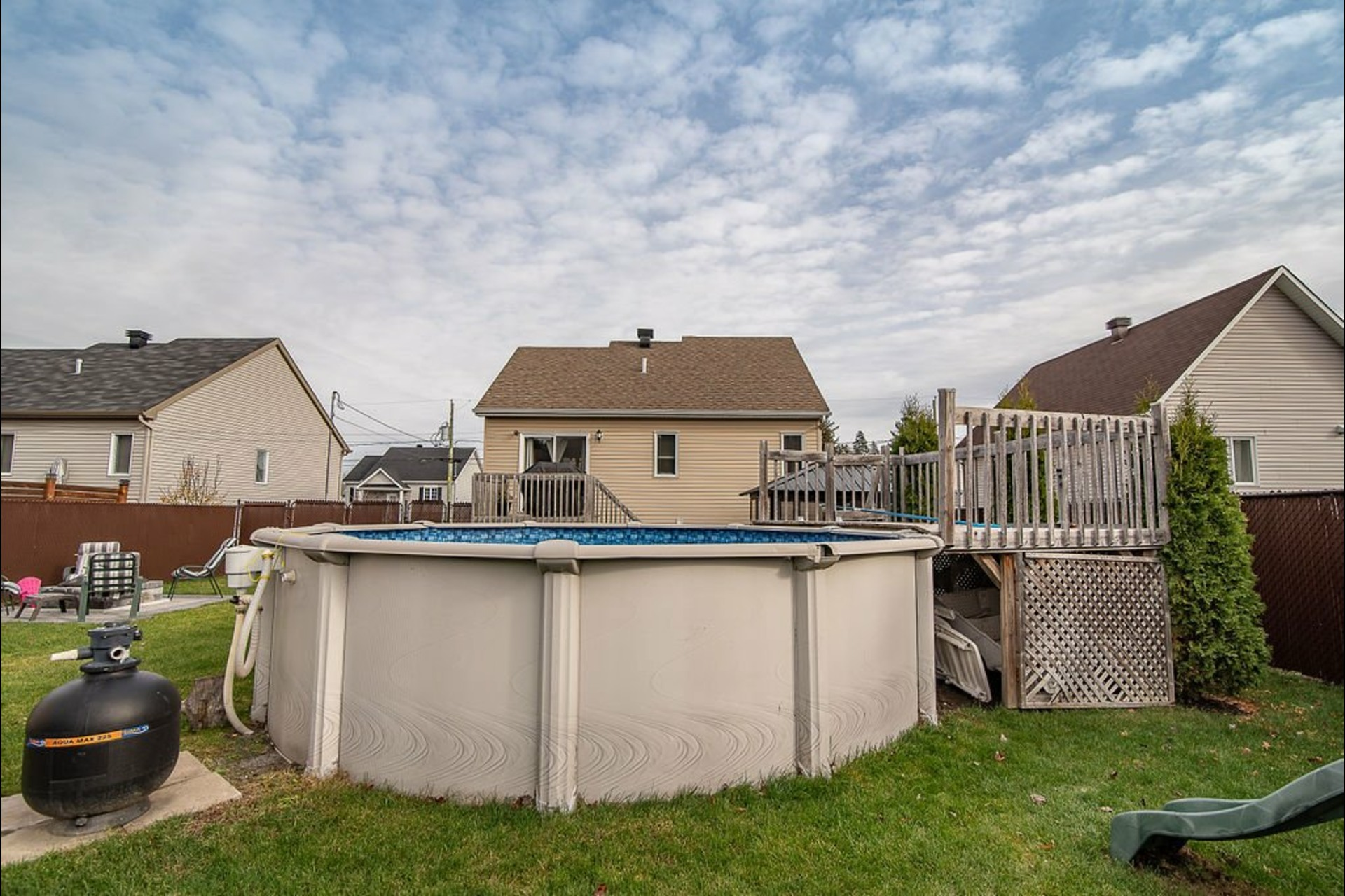 image 34 - House For sale Saint-Lin/Laurentides - 11 rooms