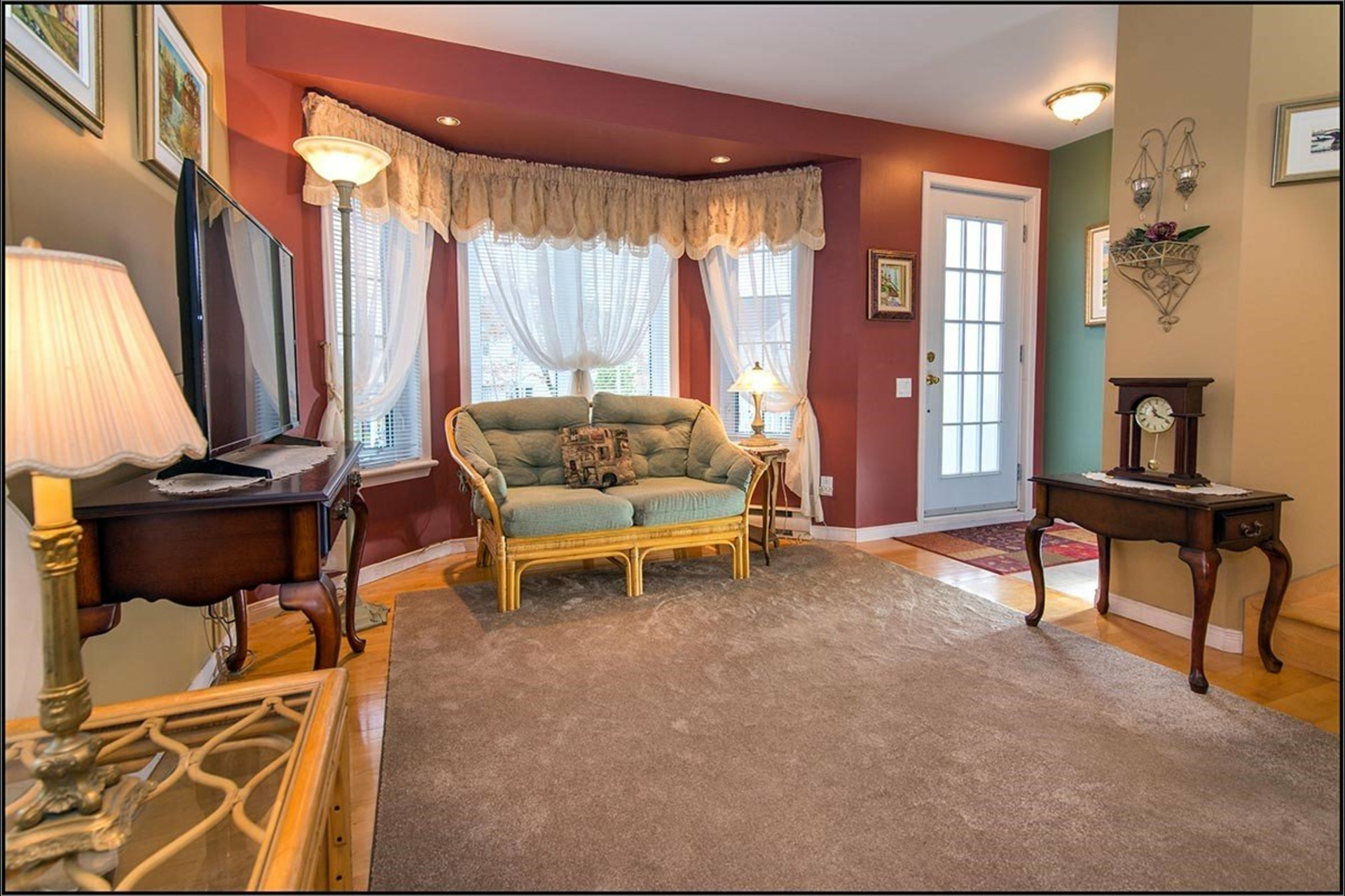 image 3 - House For sale Sainte-Foy/Sillery/Cap-Rouge Québec  - 11 rooms