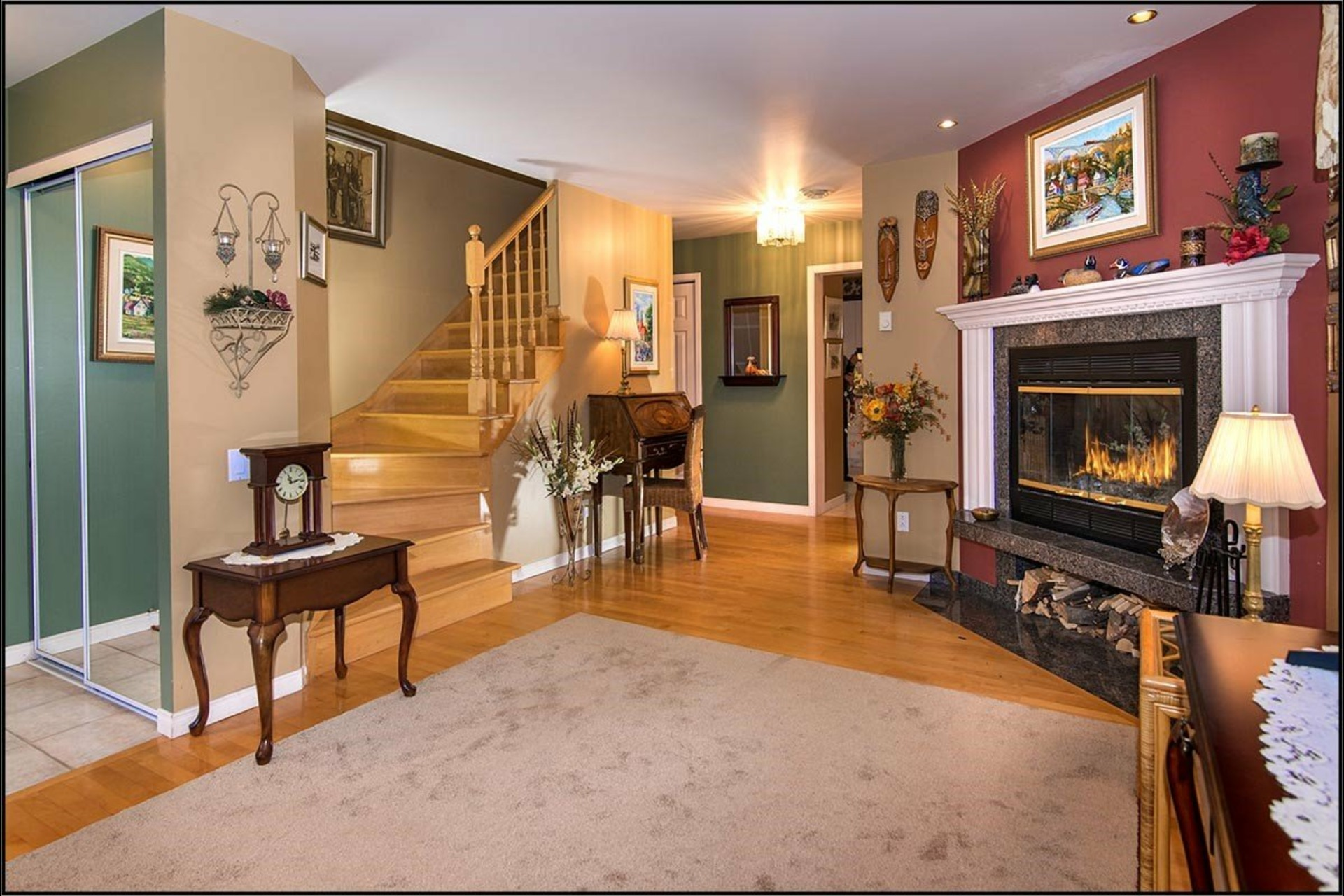 image 1 - House For sale Sainte-Foy/Sillery/Cap-Rouge Québec  - 11 rooms