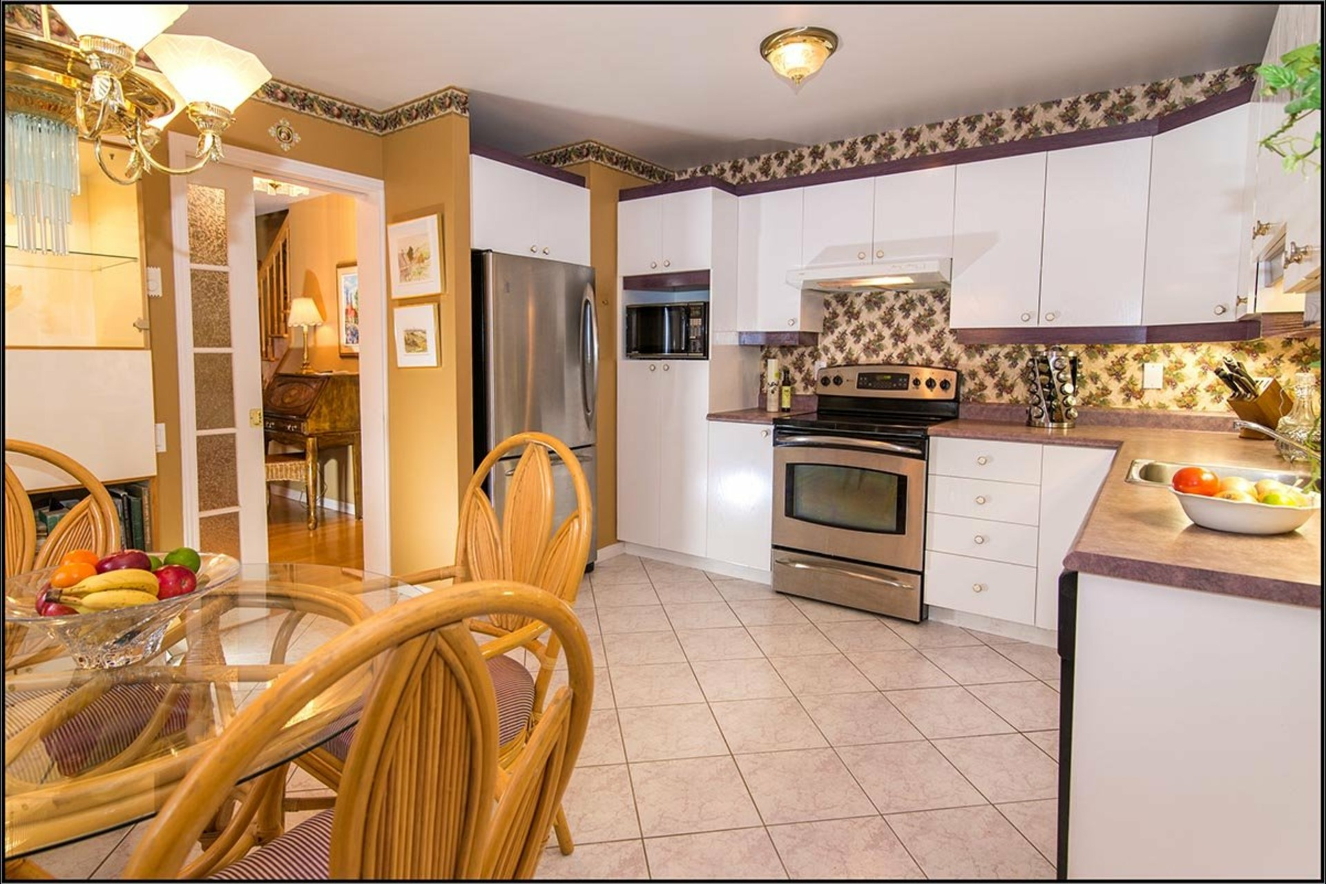 image 6 - House For sale Sainte-Foy/Sillery/Cap-Rouge Québec  - 11 rooms