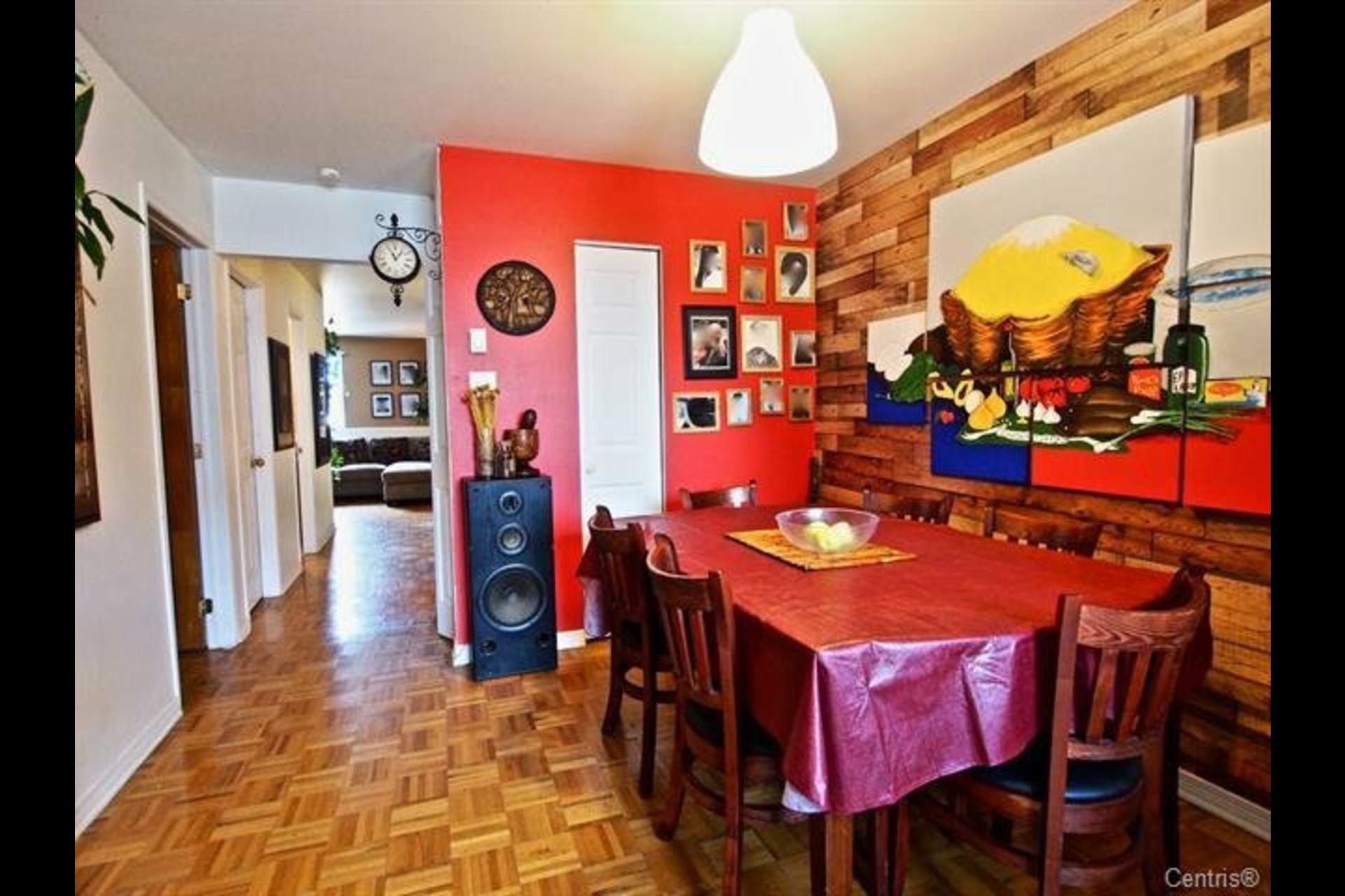 image 11 - Quadruplex For sale Lachine Montréal  - 5 rooms